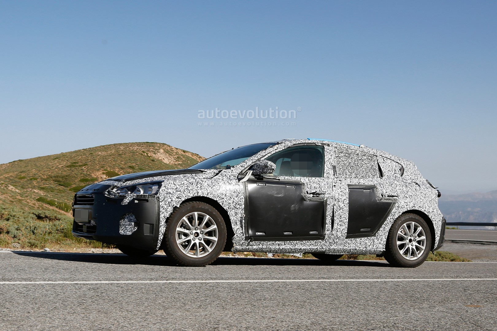 2019 Ford Focus Interior Spied In Detail Has Digital Dash And