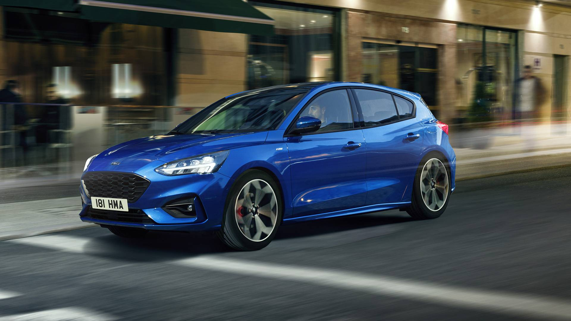 2019 ford focus iv goes official it s better in every. Black Bedroom Furniture Sets. Home Design Ideas