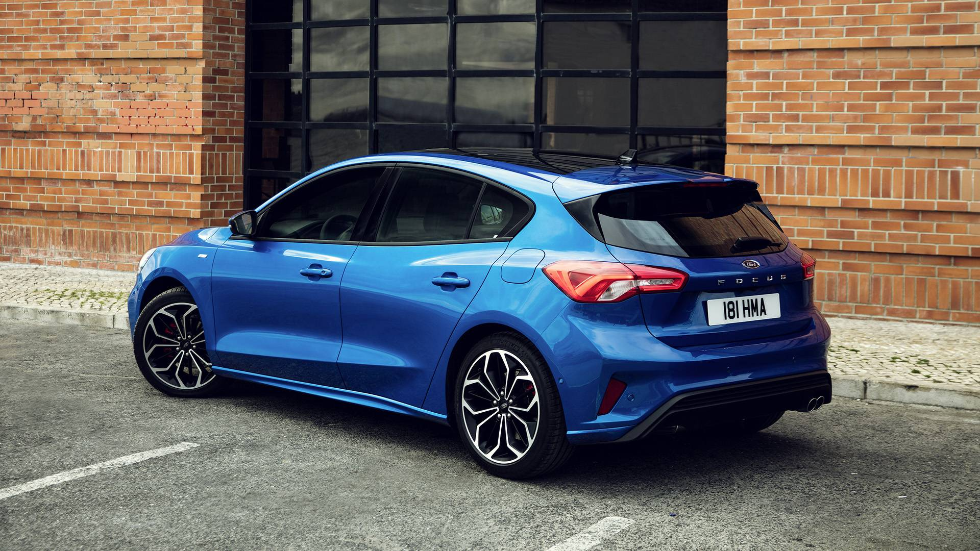 2019 Ford Focus IV Goes Official, It's Better In Every ...