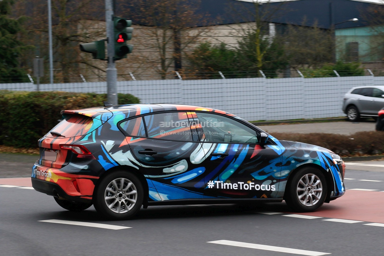 2019 Ford Focus (Mk4) To Debut In First Half Of 2018 - autoevolution