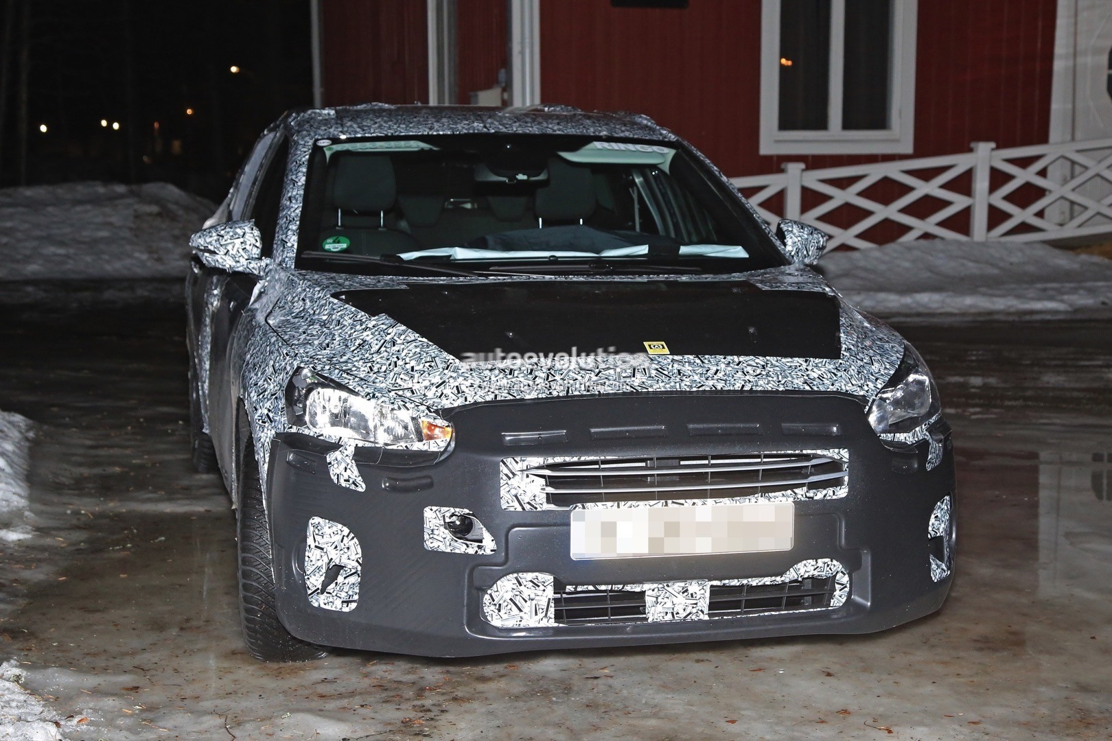 2019 Ford Focus ST Could Pack 275 HP 15liter Turbo with Amazing