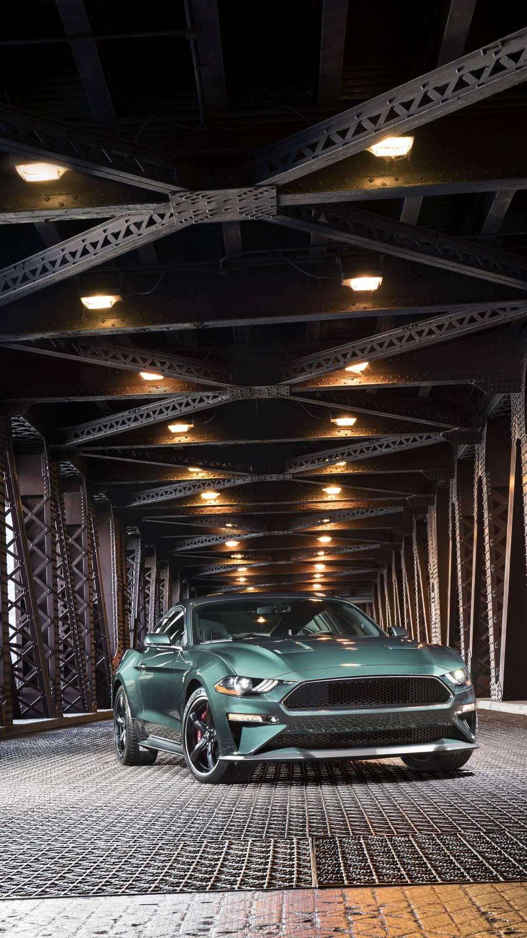 Bullitt Mustang Returns For The 2019 Model Year As Limited