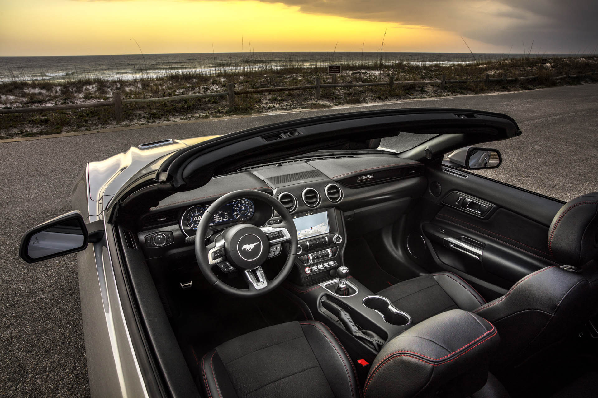 2019 Ford Mustang Gt Ushers In California Special Design