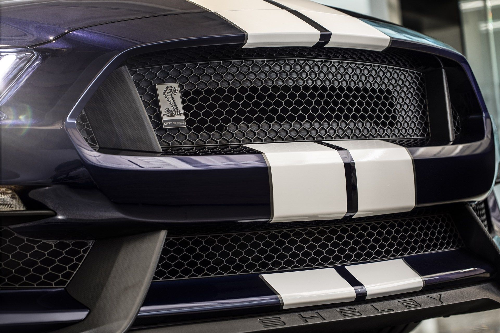2019 Ford Mustang Shelby GT350 Gets Some Aero