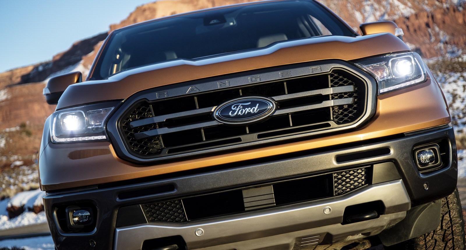 2019 ford ranger pickup truck revealed with 2 3 liter. Black Bedroom Furniture Sets. Home Design Ideas