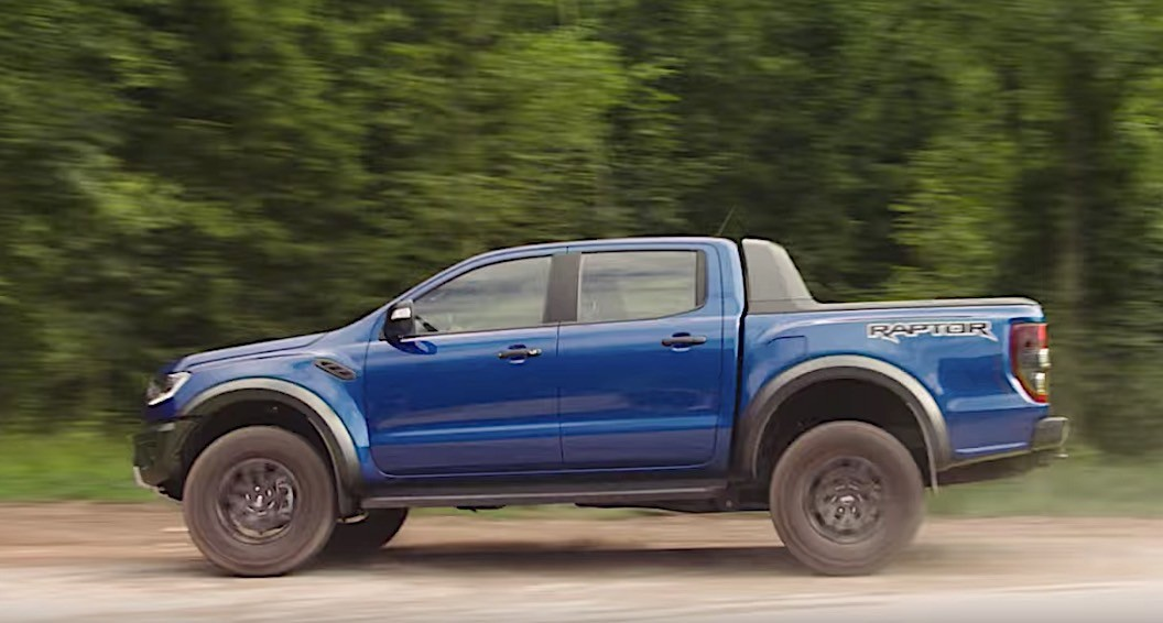2019 Ford Ranger Raptor Isn't Coming To The United States - autoevolution