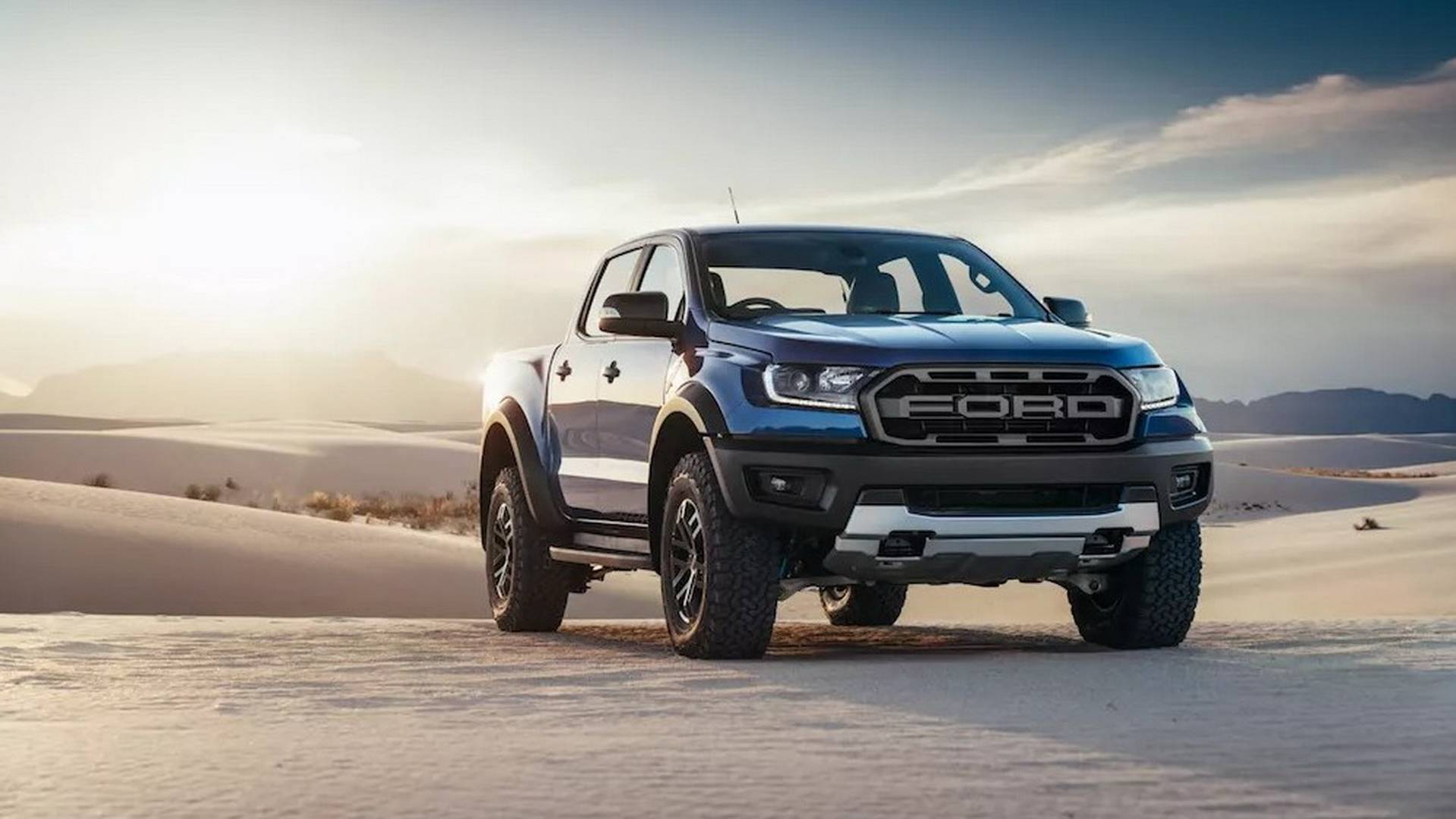 2019 Ford Ranger Raptor Makes Brief Online Debut Looking Mean and Sexy - autoevolution