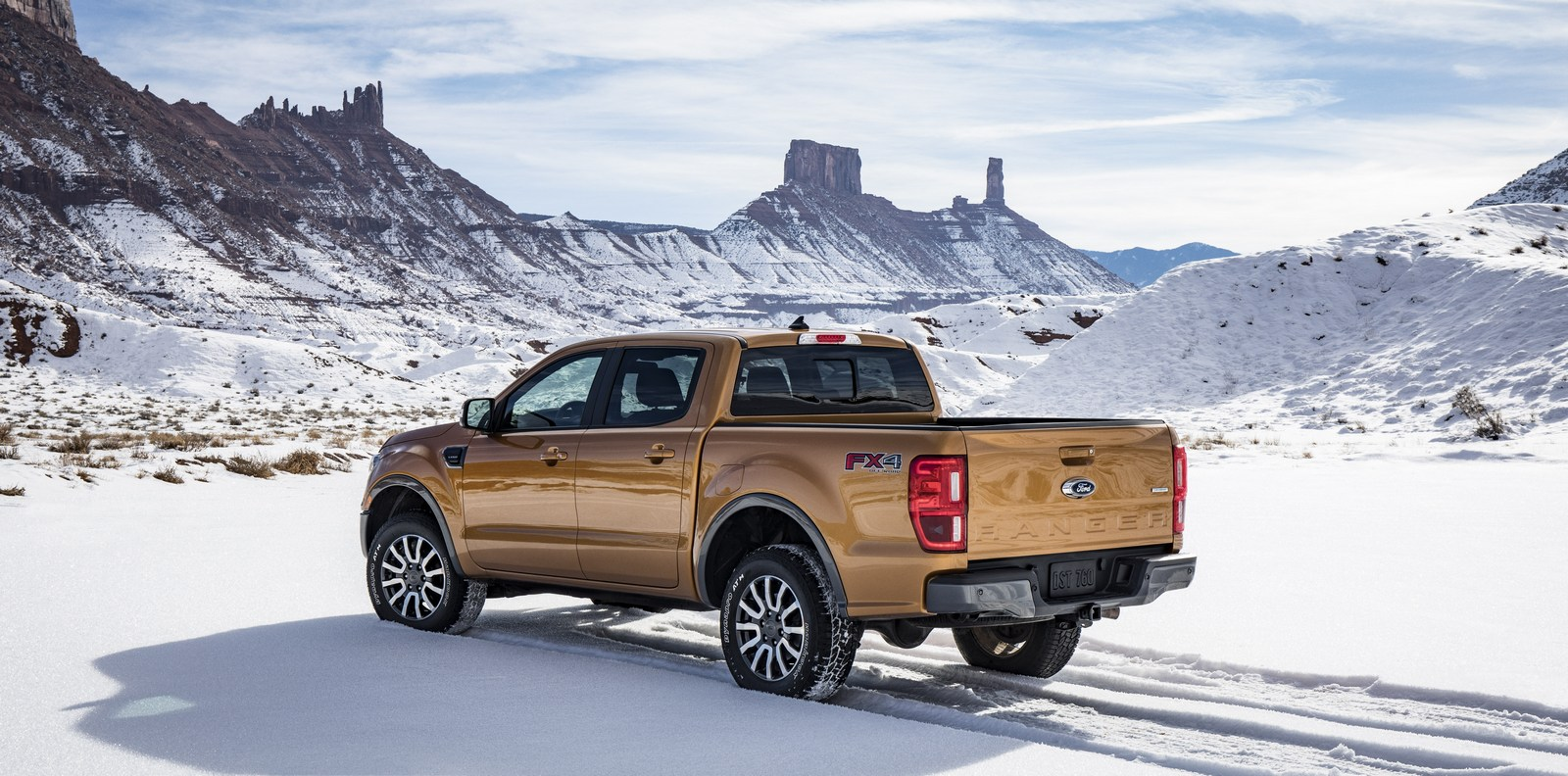 2019 Ford Ranger Raptor U S Model All But Confirmed By Design