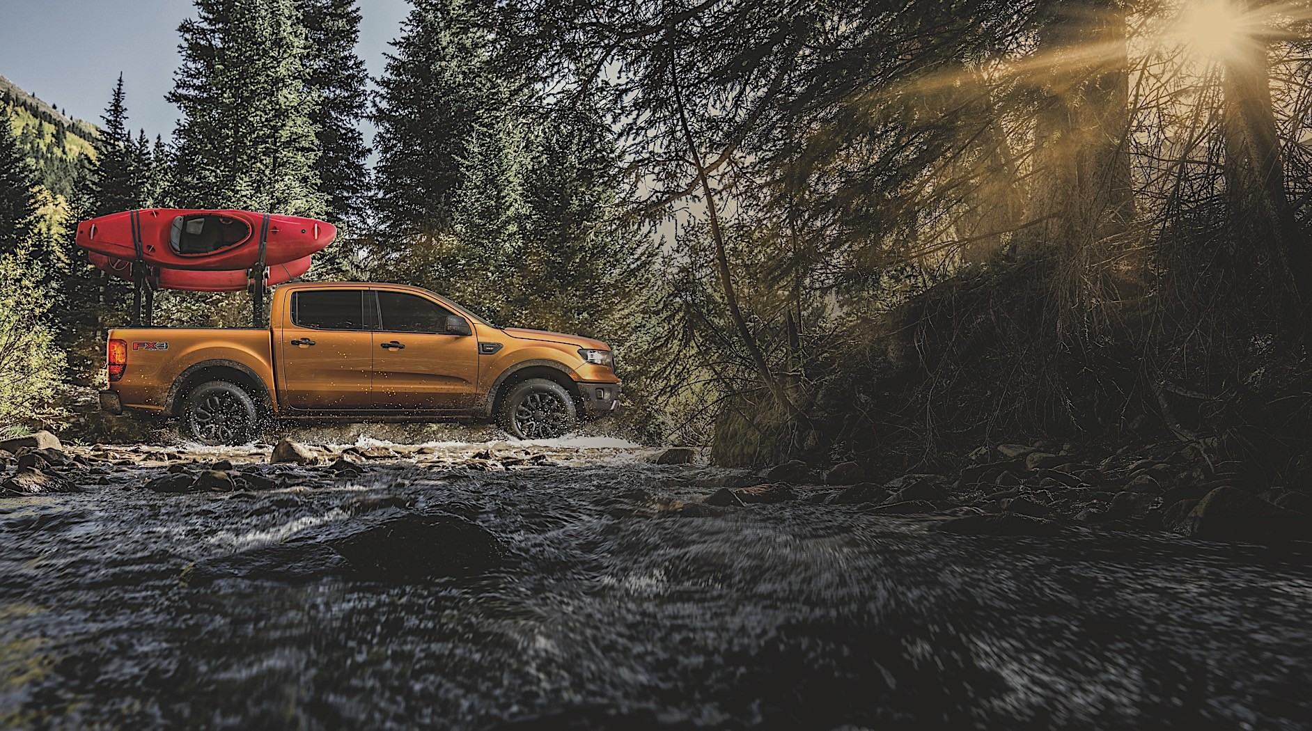 2019 Ford Ranger to Sell with Yakima Outdoor Vehicle ...