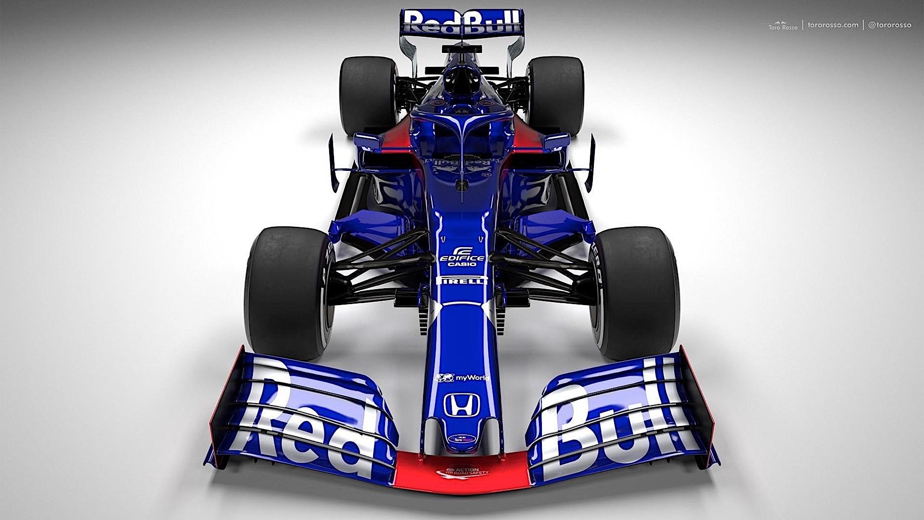 2019 Formula 1 Round Up Cars Drivers Regulations