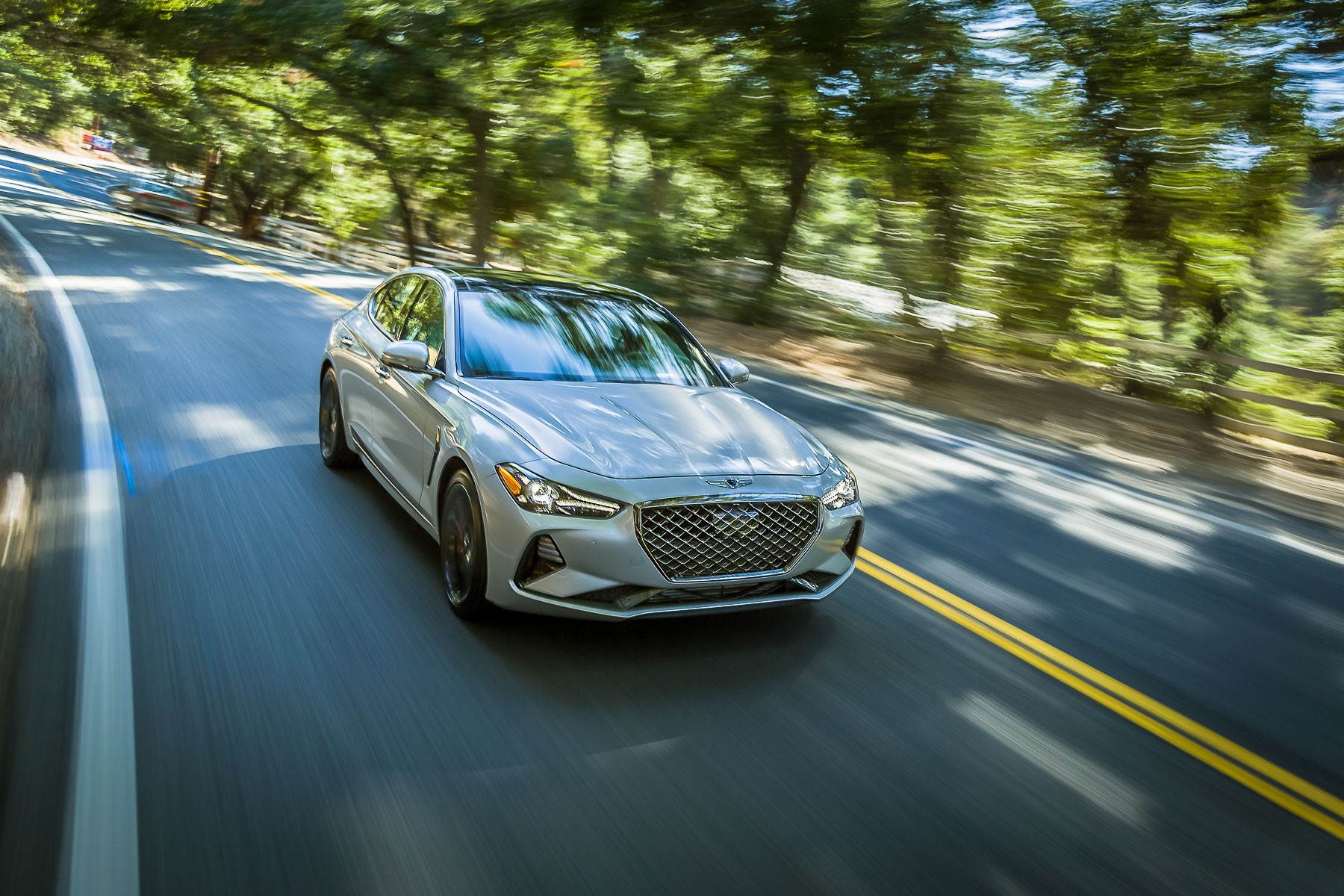 2019 Genesis G70 Available With Manual Transmission In The ...