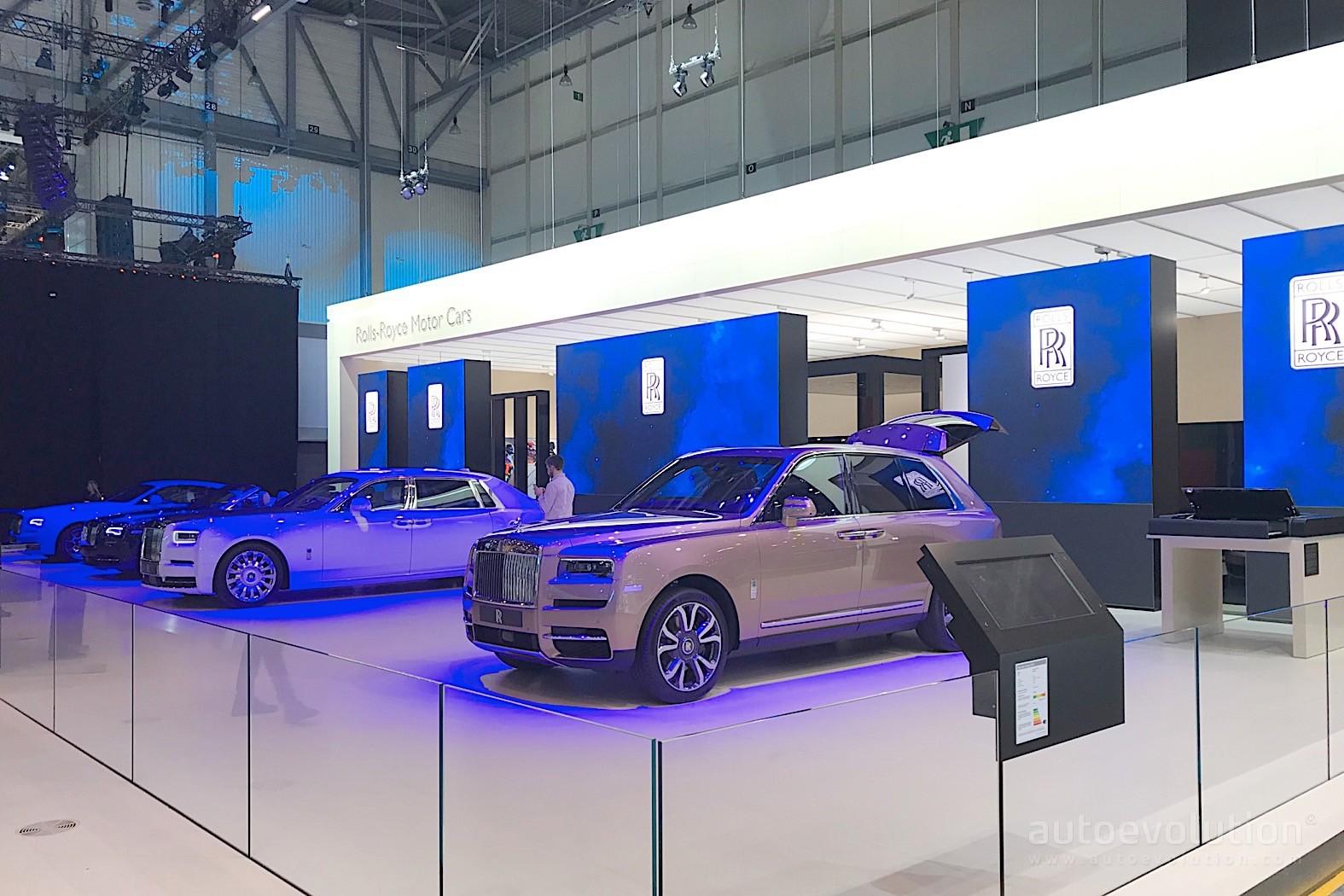 2019 Geneva Motor Show Sneak Peak Autoevolution