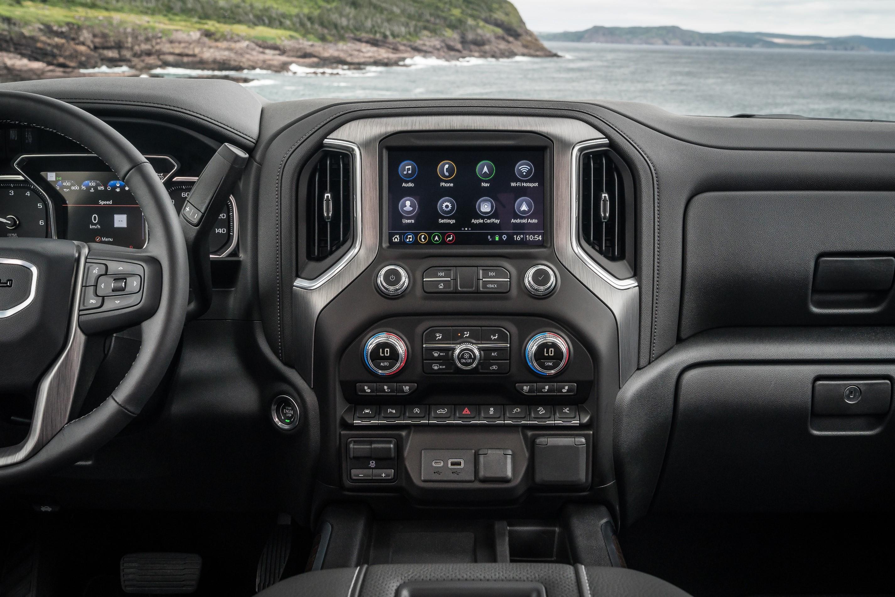 Gmc 1500 Denali >> 2019 GMC Sierra 1500 Denali Now Arriving at Dealers - autoevolution