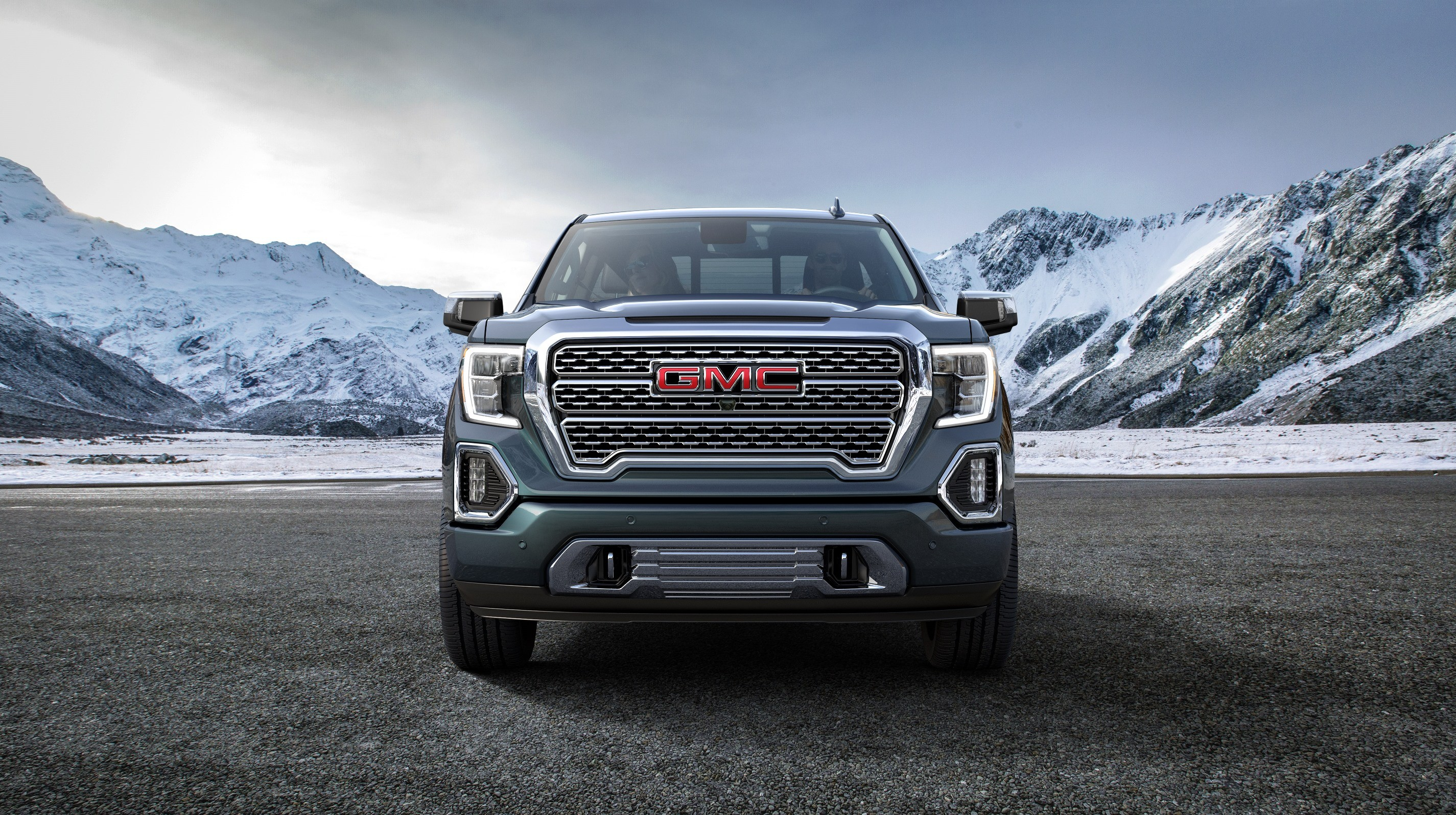 2019 GMC Sierra 1500 Goes Official With Carbon Fiber Bed - autoevolution