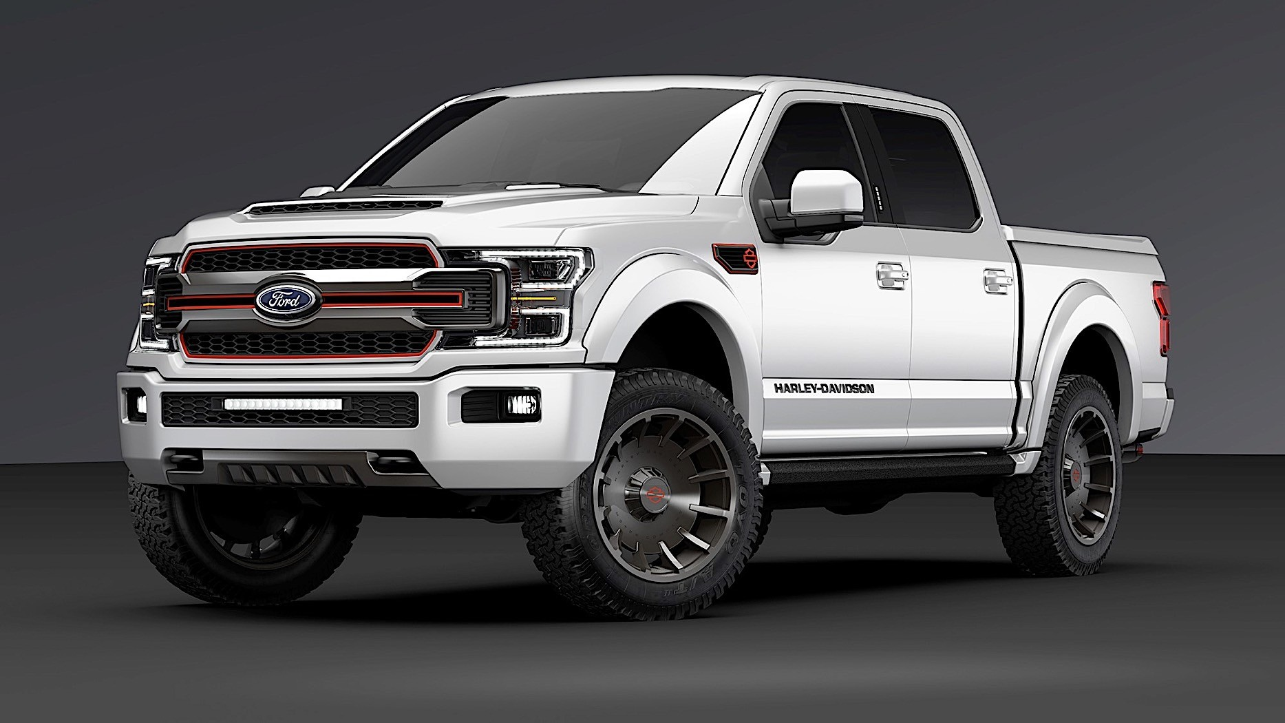 2019 Harley-Davidson Ford F-150 Pickup Truck Priced from ...