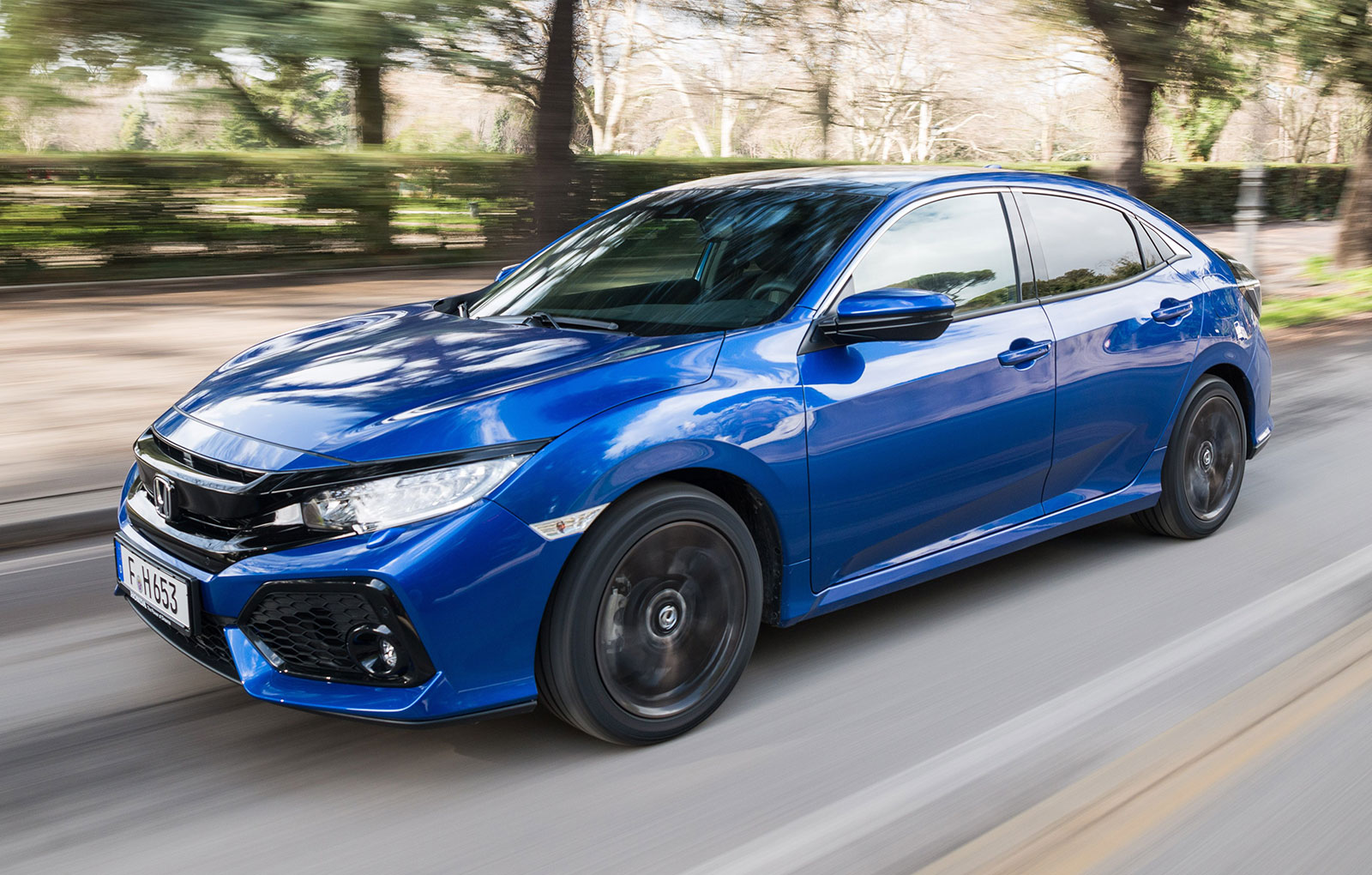 Honda Civic 1.6 i-DTEC 120 CV: spaziosa, sportiva e con i ...