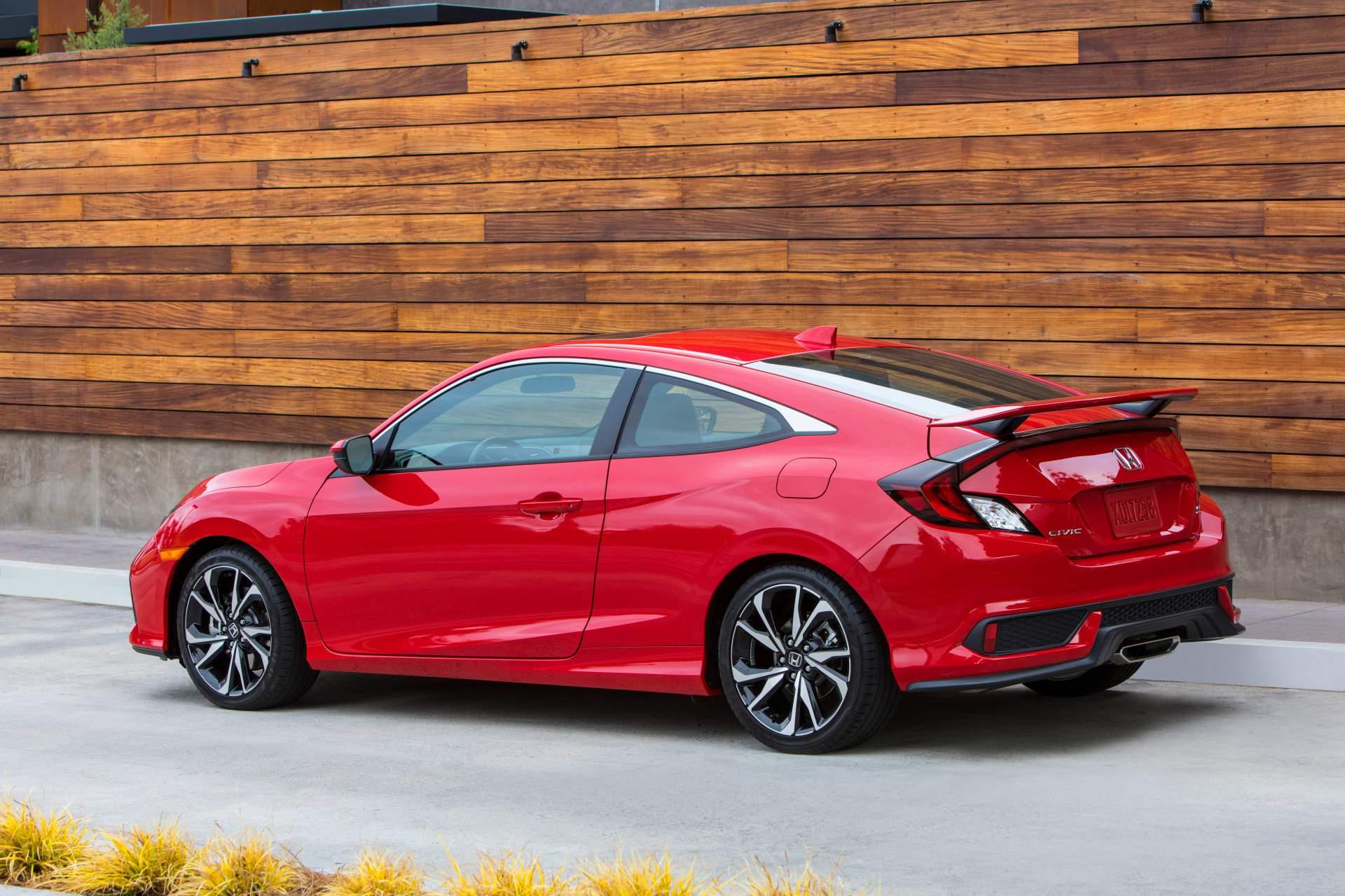 2019 honda civic si arriving at dealerships this november for Honda civic si automatic