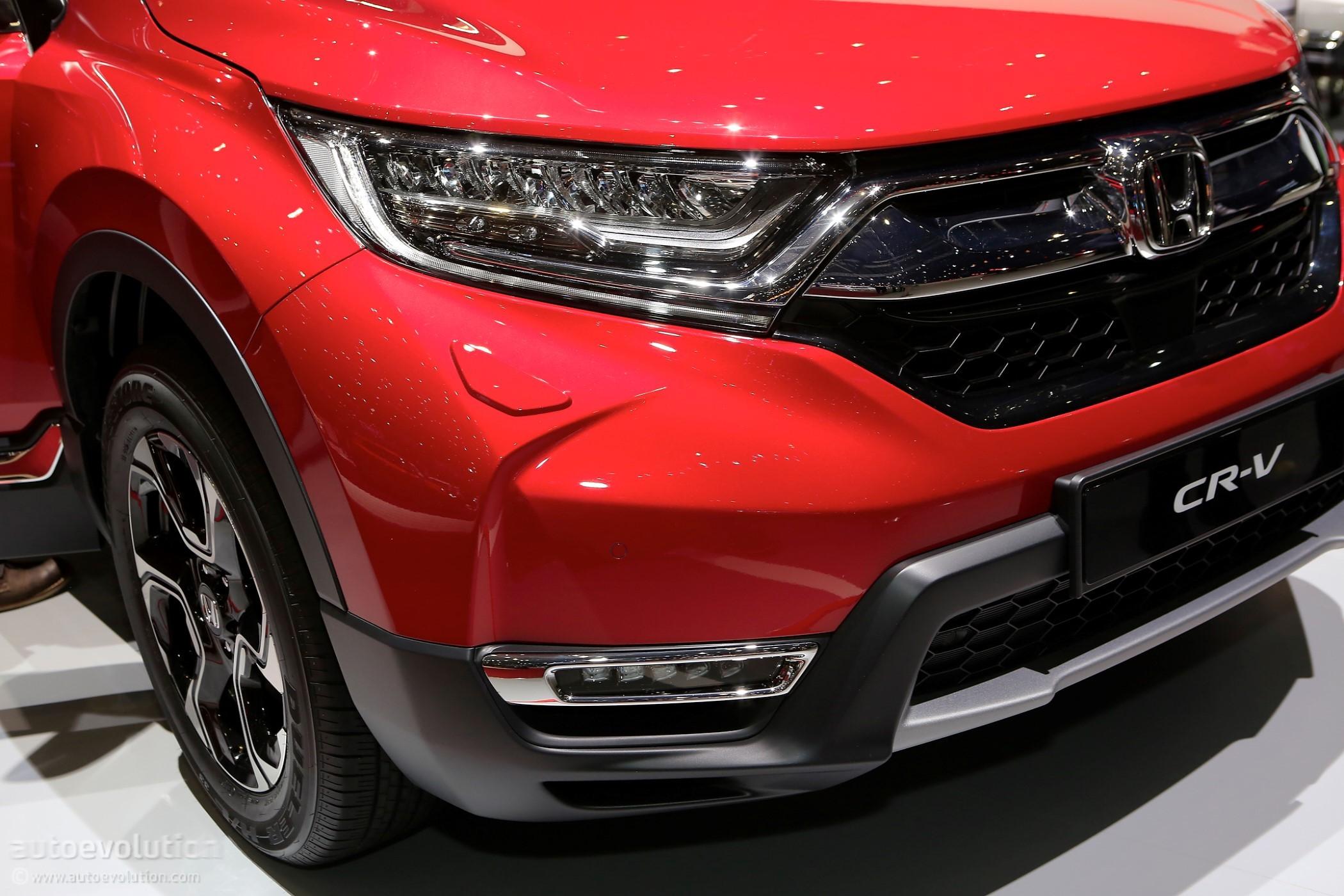 2019 Honda CR-V Priced At $25,345 - autoevolution