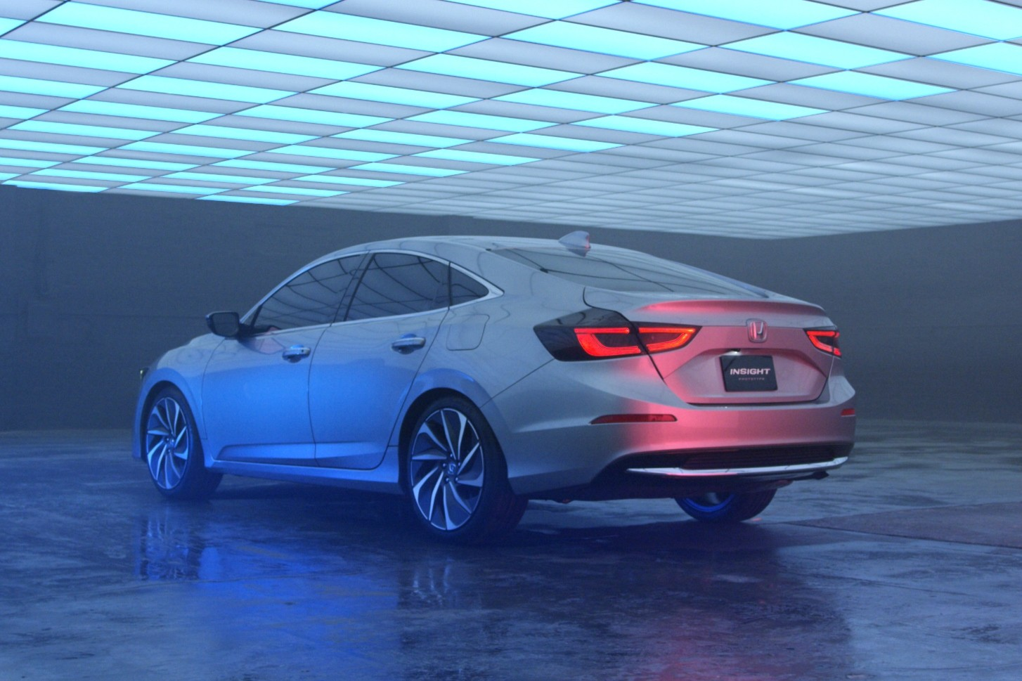 2019 Honda Insight Detailed, Gets More Than 50 MPG Combined ...