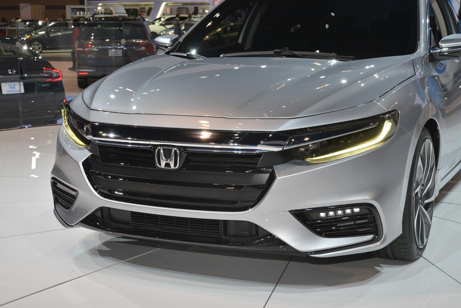 2019 Honda Insight Prototype In Detail At The Chicago Auto Show