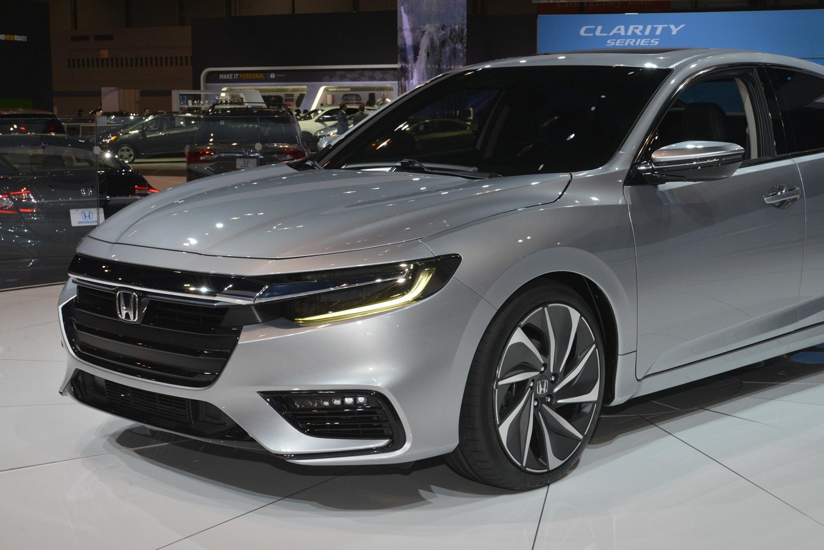 2019 Honda Insight Prototype In Detail At The Chicago Auto