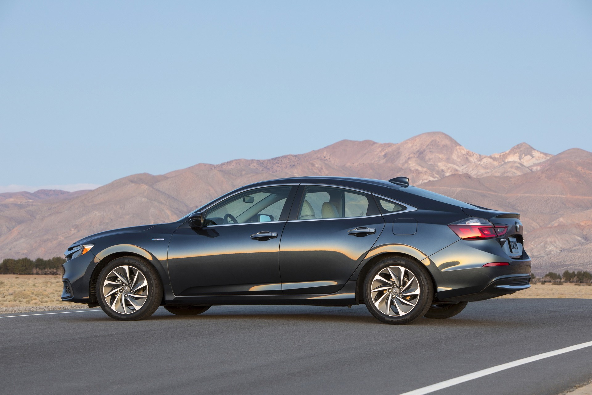 2019 Honda Insight Revealed In Production Ready Form