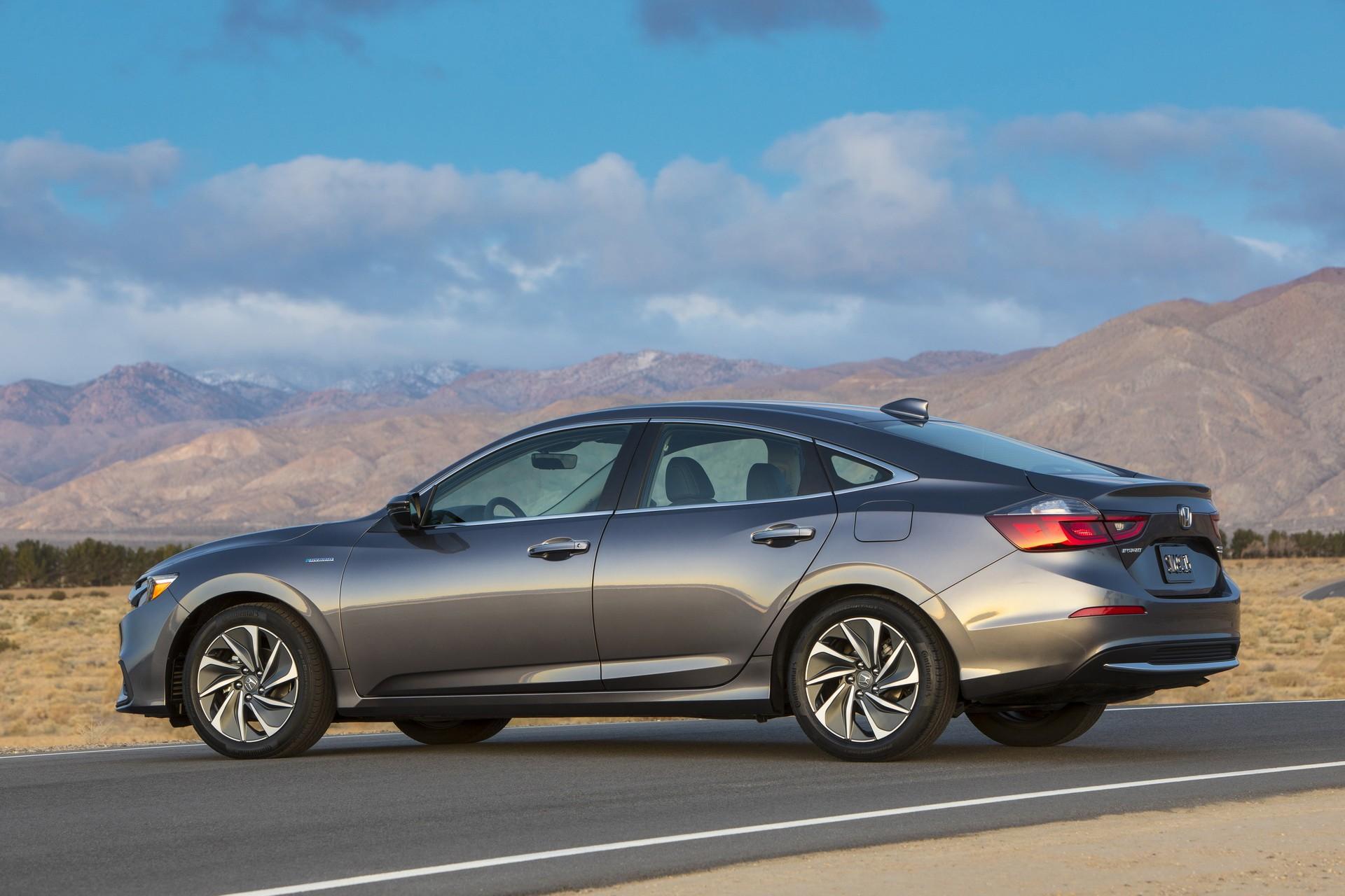 2019 Honda Insight Revealed In Production-ready Form ...