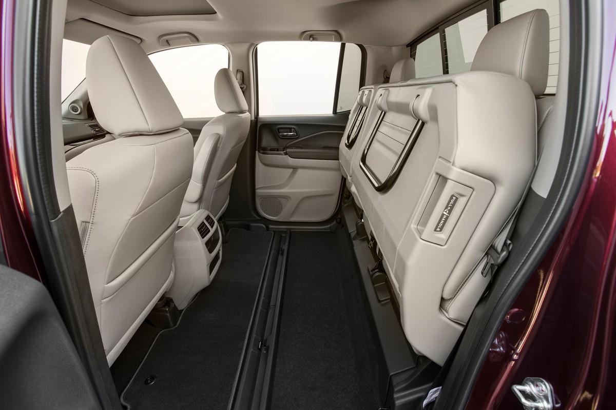 2019 Honda Ridgeline Gets More Standard Features, Priced ...
