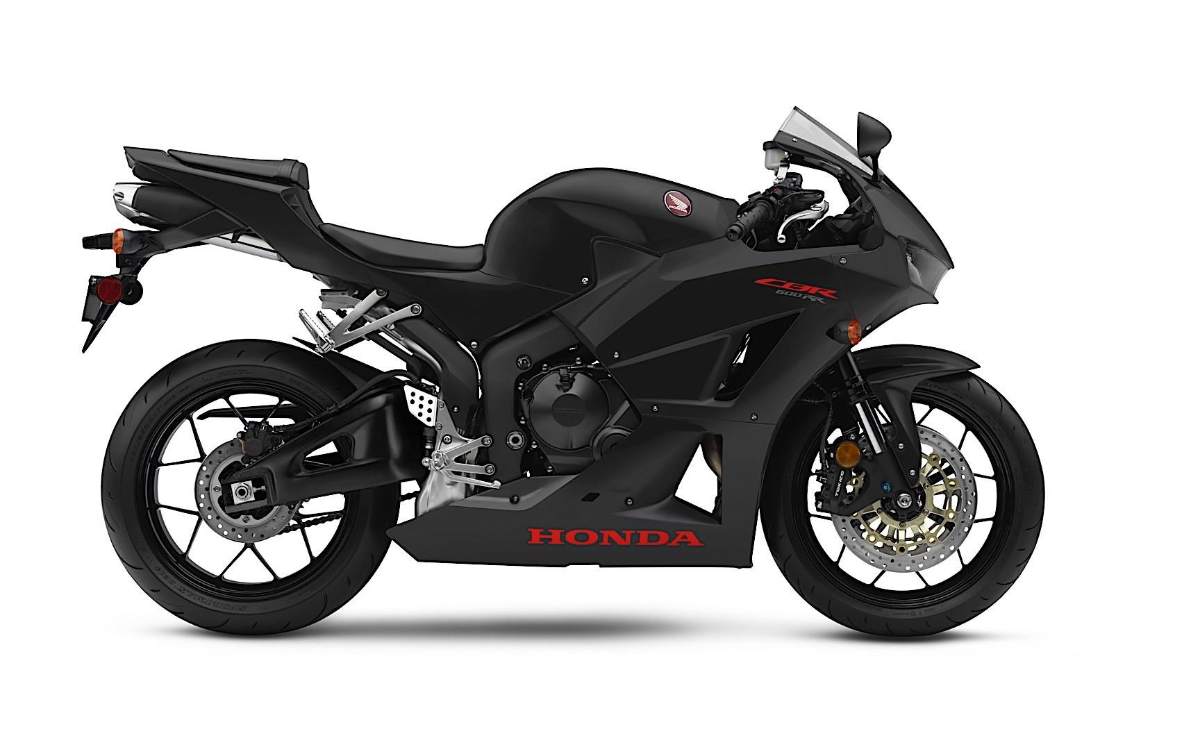 Honda CBR600RR ...