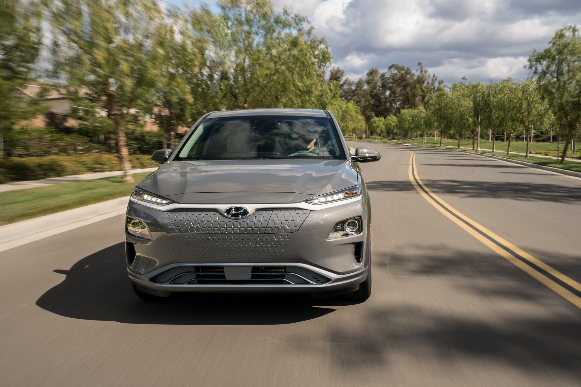 Hyundai Kona Electric Does 0 to 100 KPH in 7.1 Seconds in ...