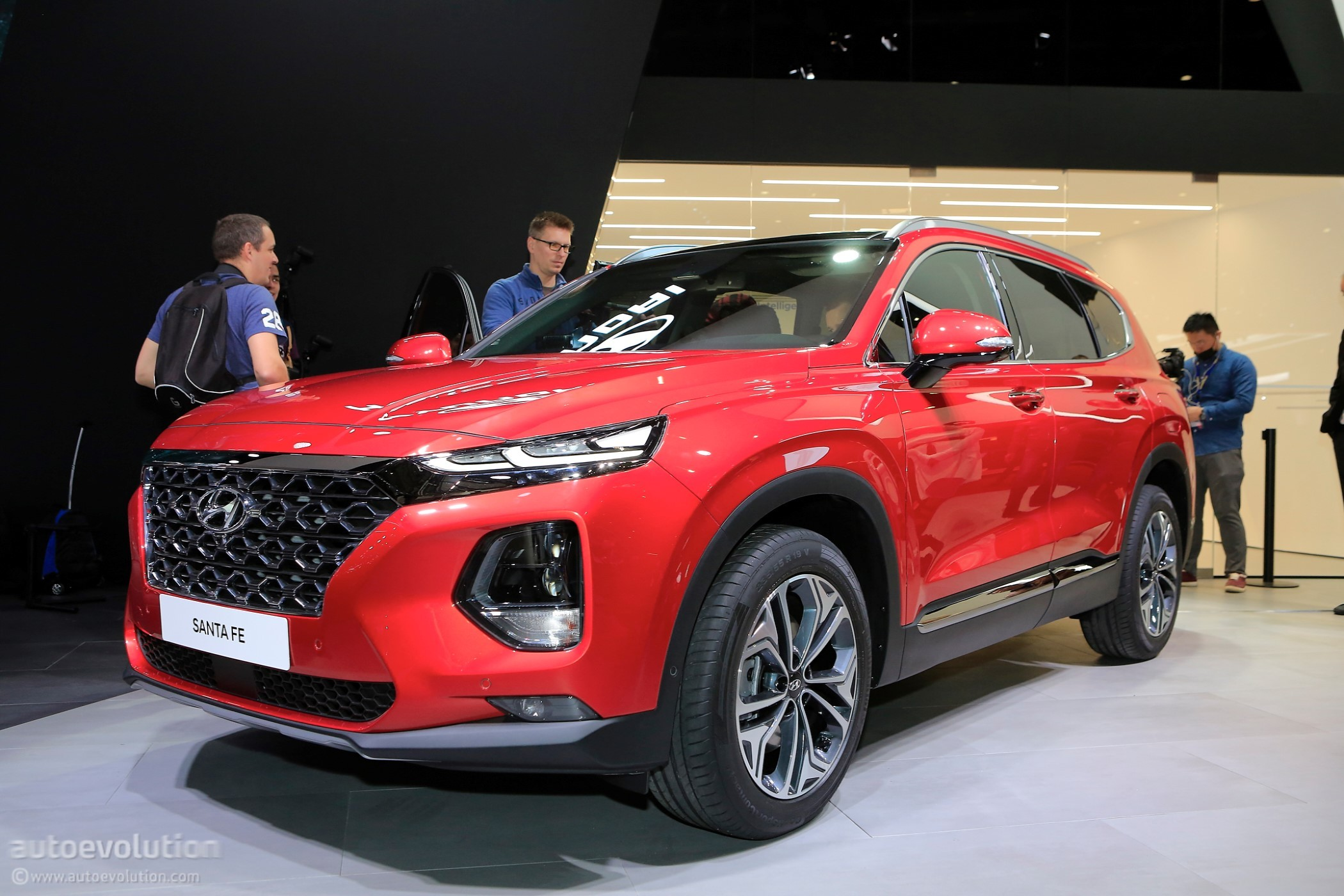 2019 Hyundai Santa Fe Brags With Best In Class Safety