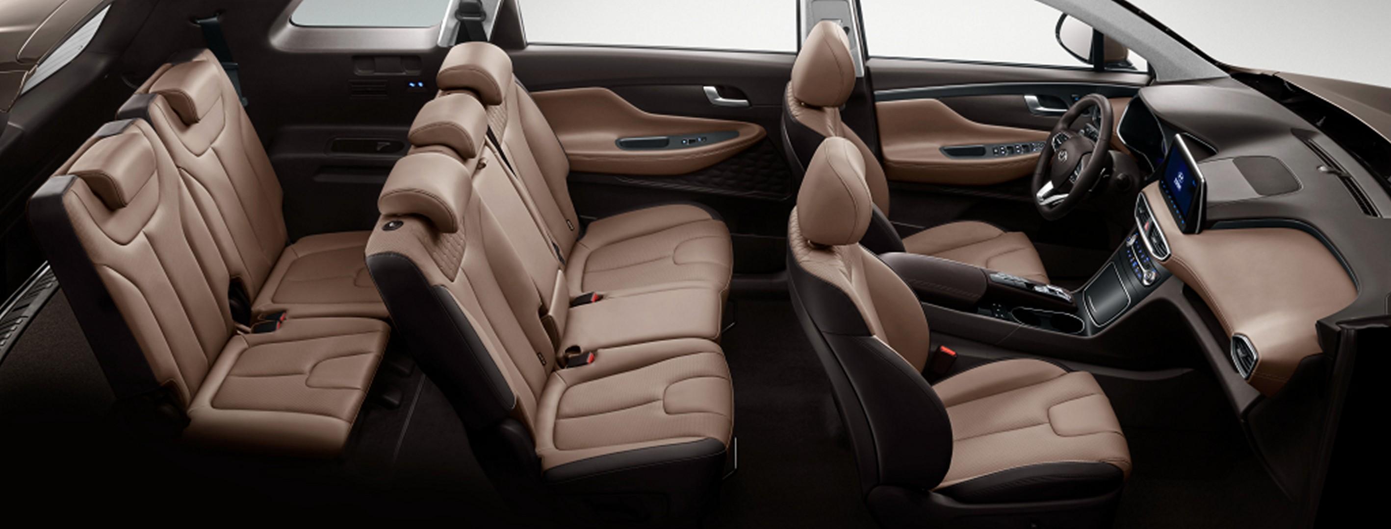 2019 Hyundai Santa Fe for China Debuts With Fingerprint ...