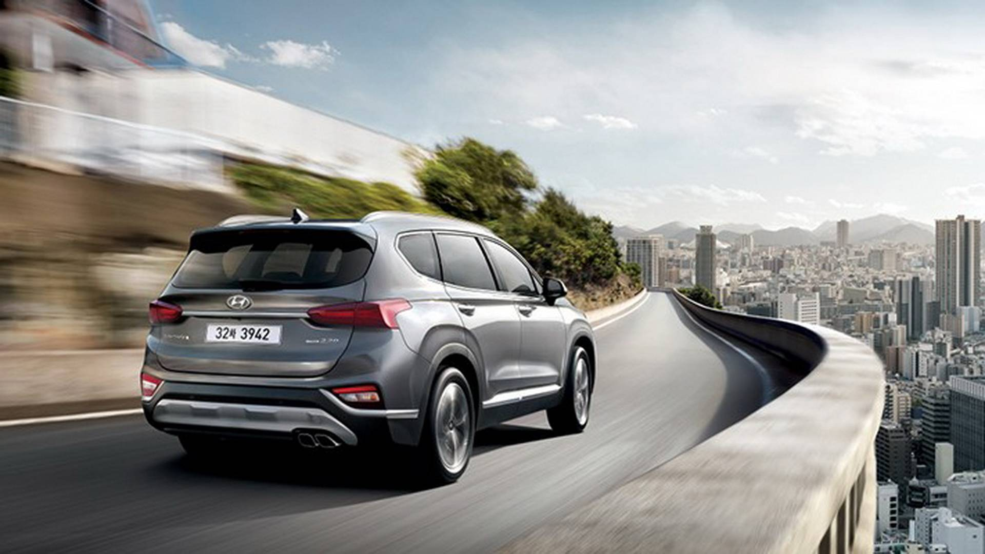 2019 Hyundai Santa Fe Looks Magnificent In New Official ...