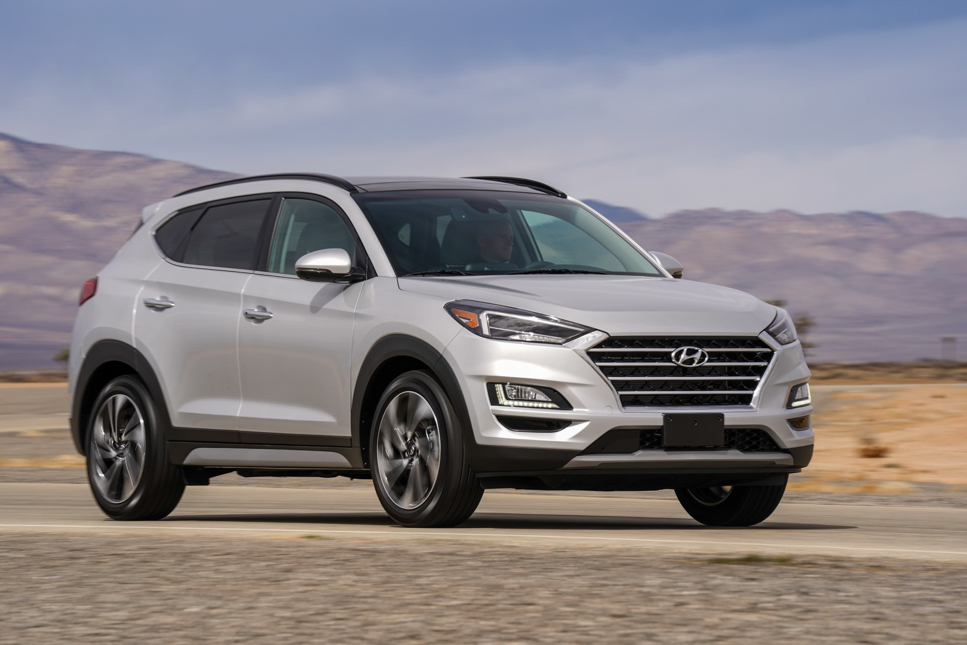 2019 Hyundai Tucson Debuts With Refreshed Face Drops 1 6
