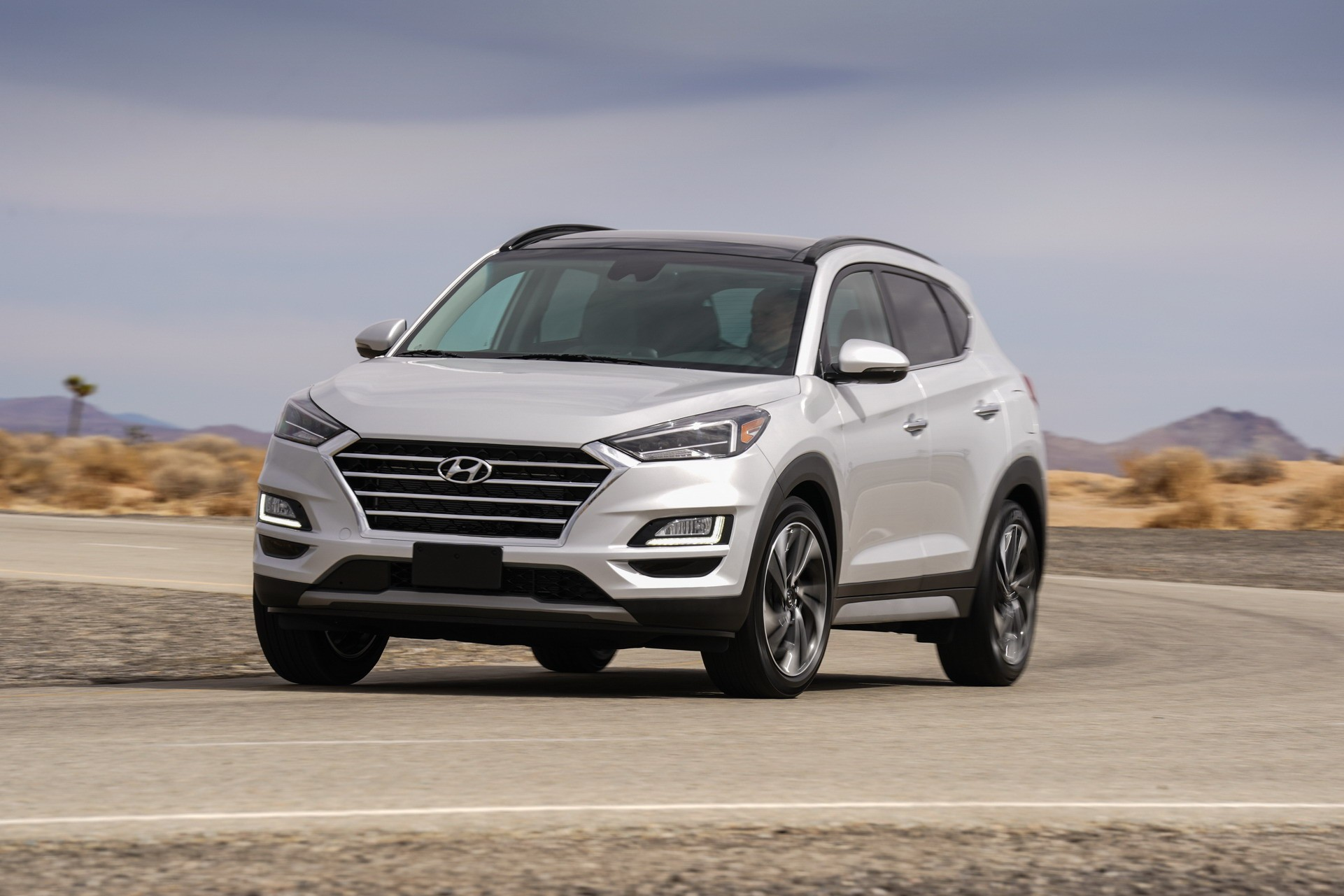 2019 Hyundai Tucson Debuts With Refreshed Face, Drops 1.6 ...