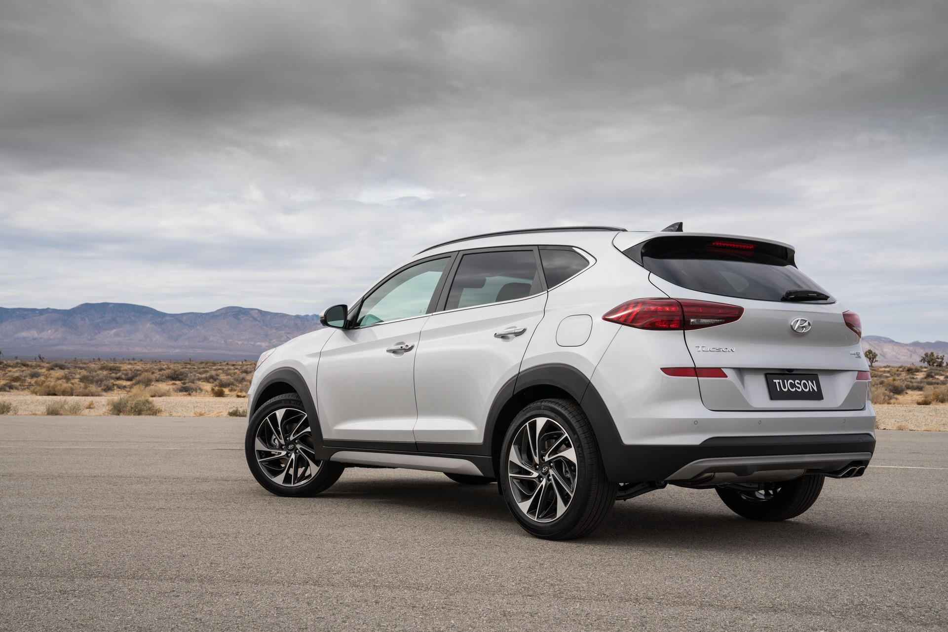 2019 Hyundai Tucson Debuts With Refreshed Face Drops 1 6 Turbo