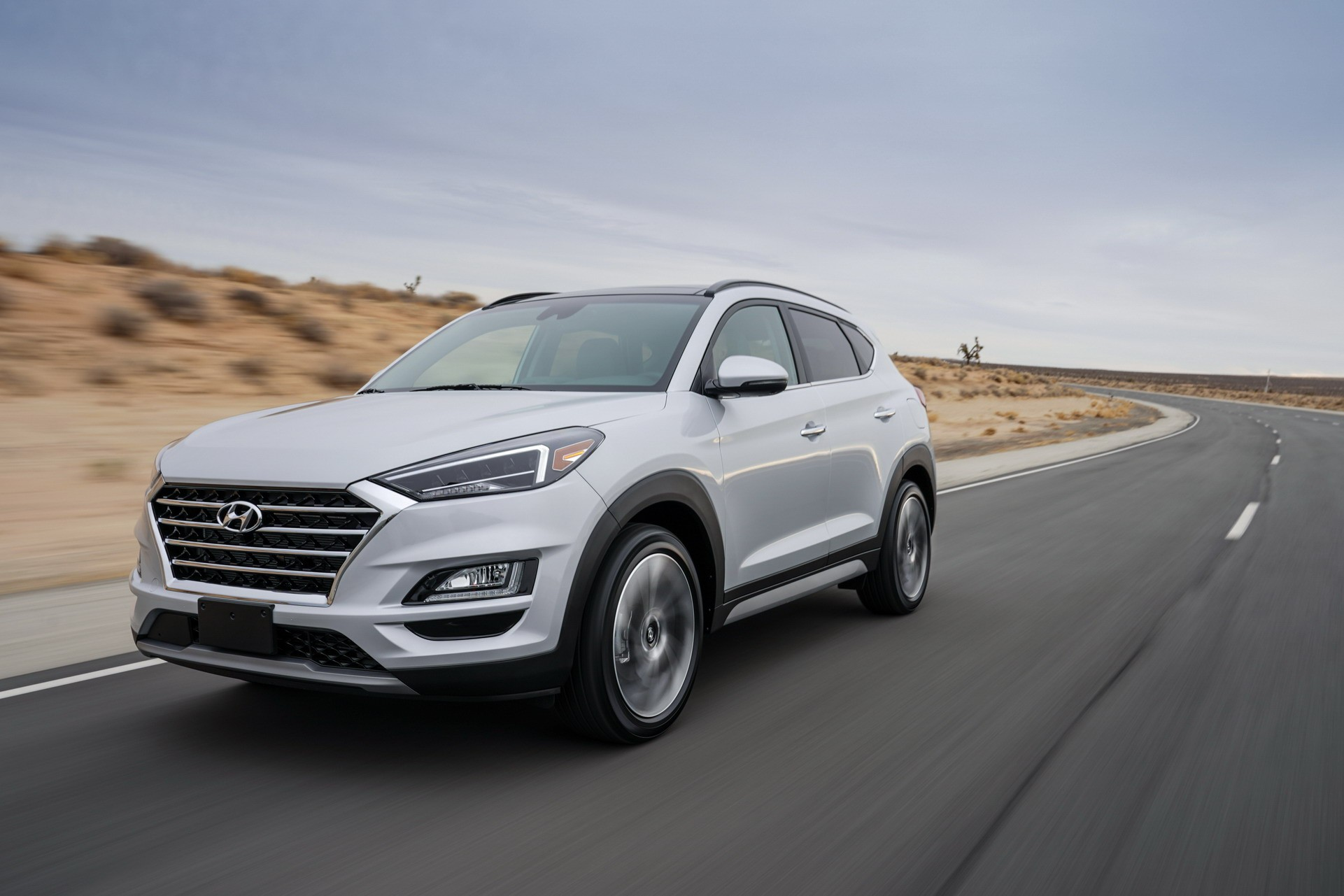 2019 hyundai tucson debuts with refreshed face drops 1 6 turbo autoevolution. Black Bedroom Furniture Sets. Home Design Ideas