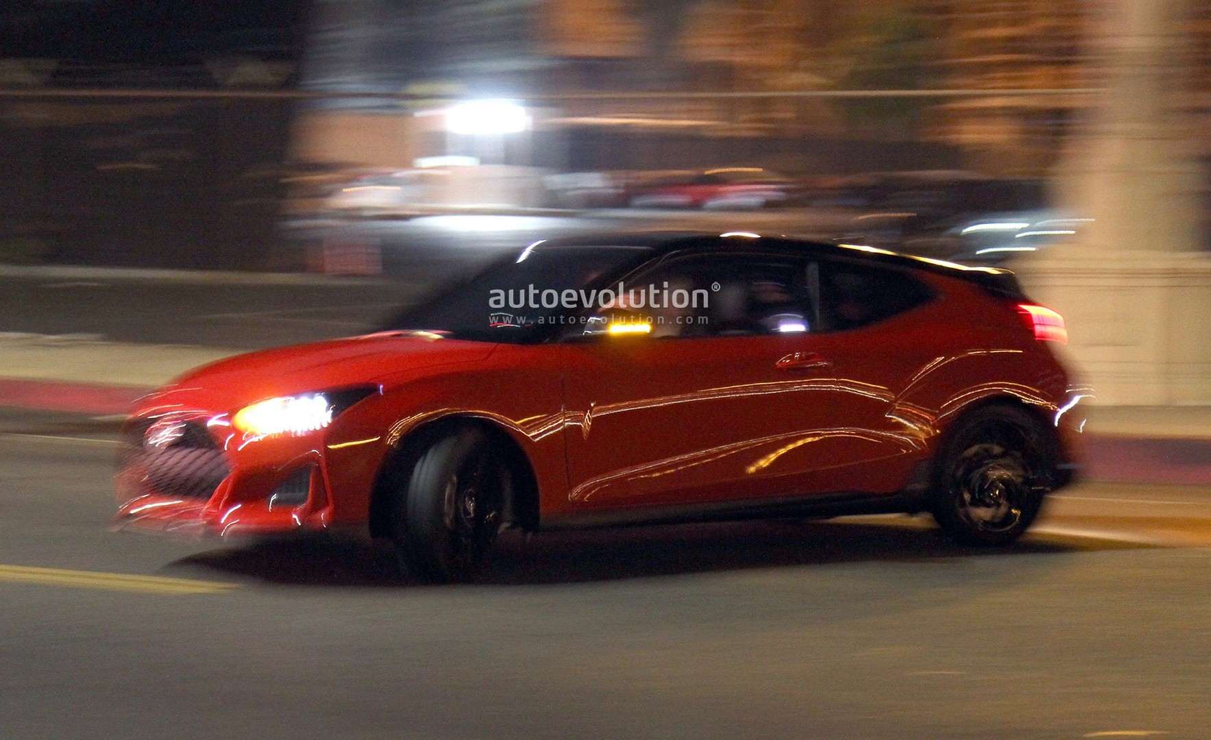 ... 2019 Hyundai Veloster Photographed Undisguised During Shoot ...