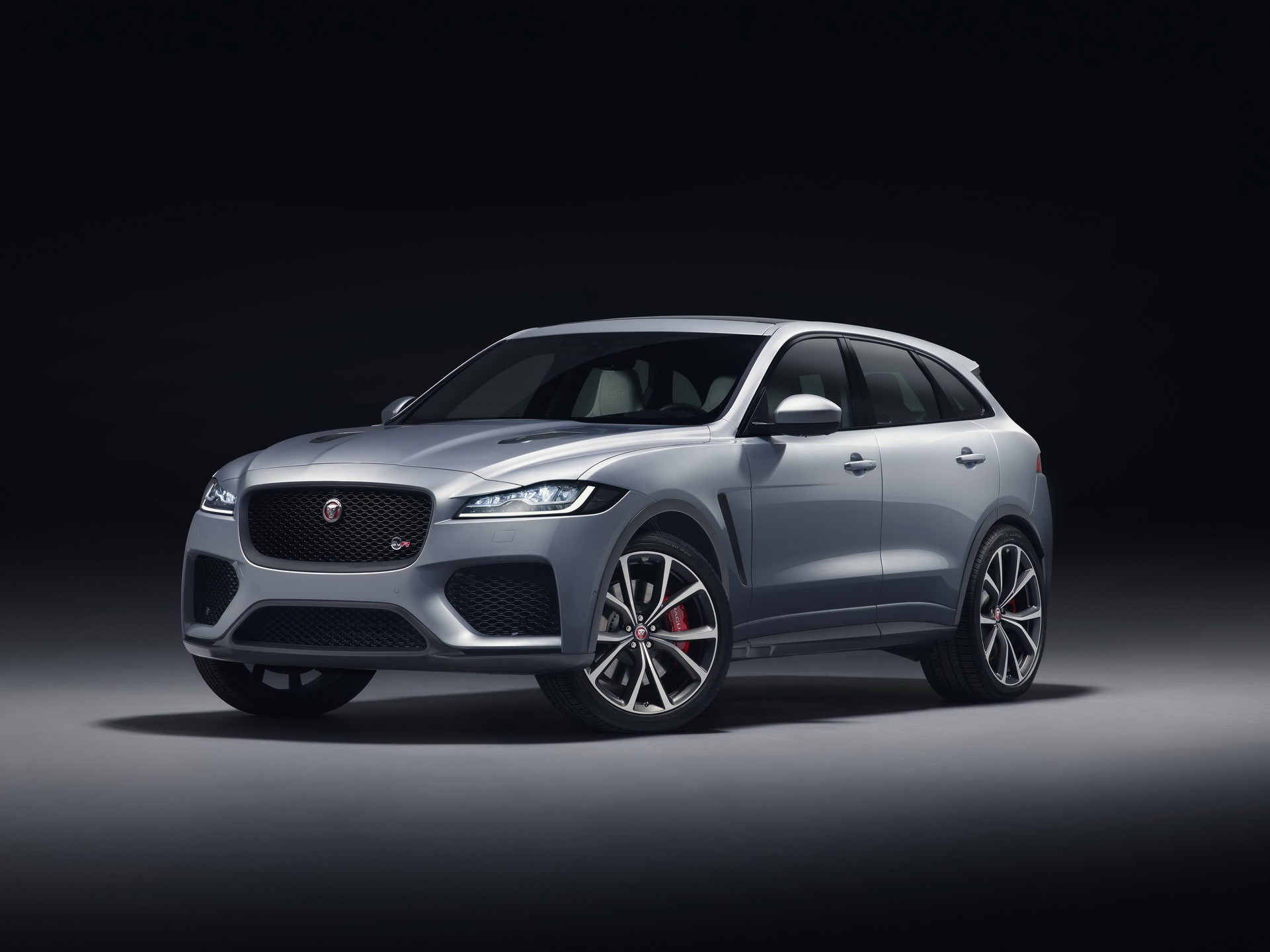 2019 Jaguar F Pace Svr Based Lister Lightning Is The