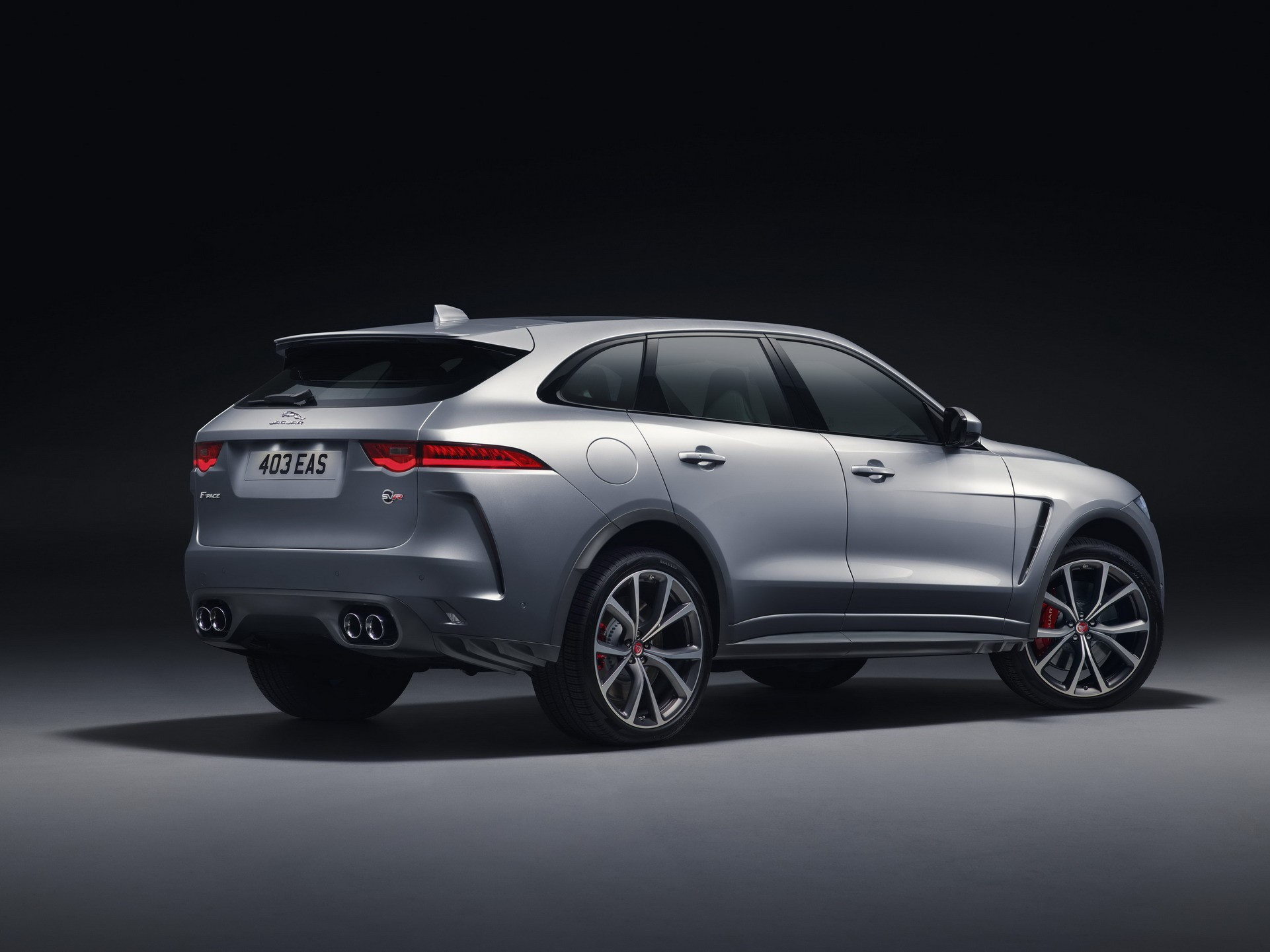 2019 Jaguar F Pace Svr Based Lister Lightning Is The World S