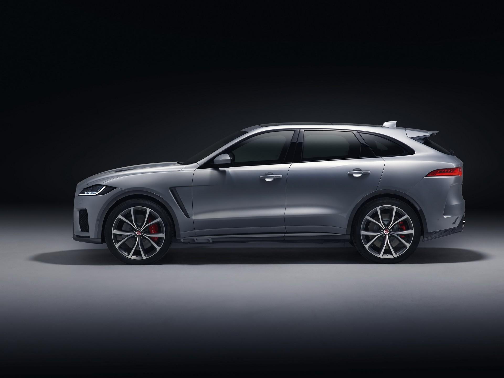 2019 Jaguar F Pace Svr Based Lister Lightning Is The