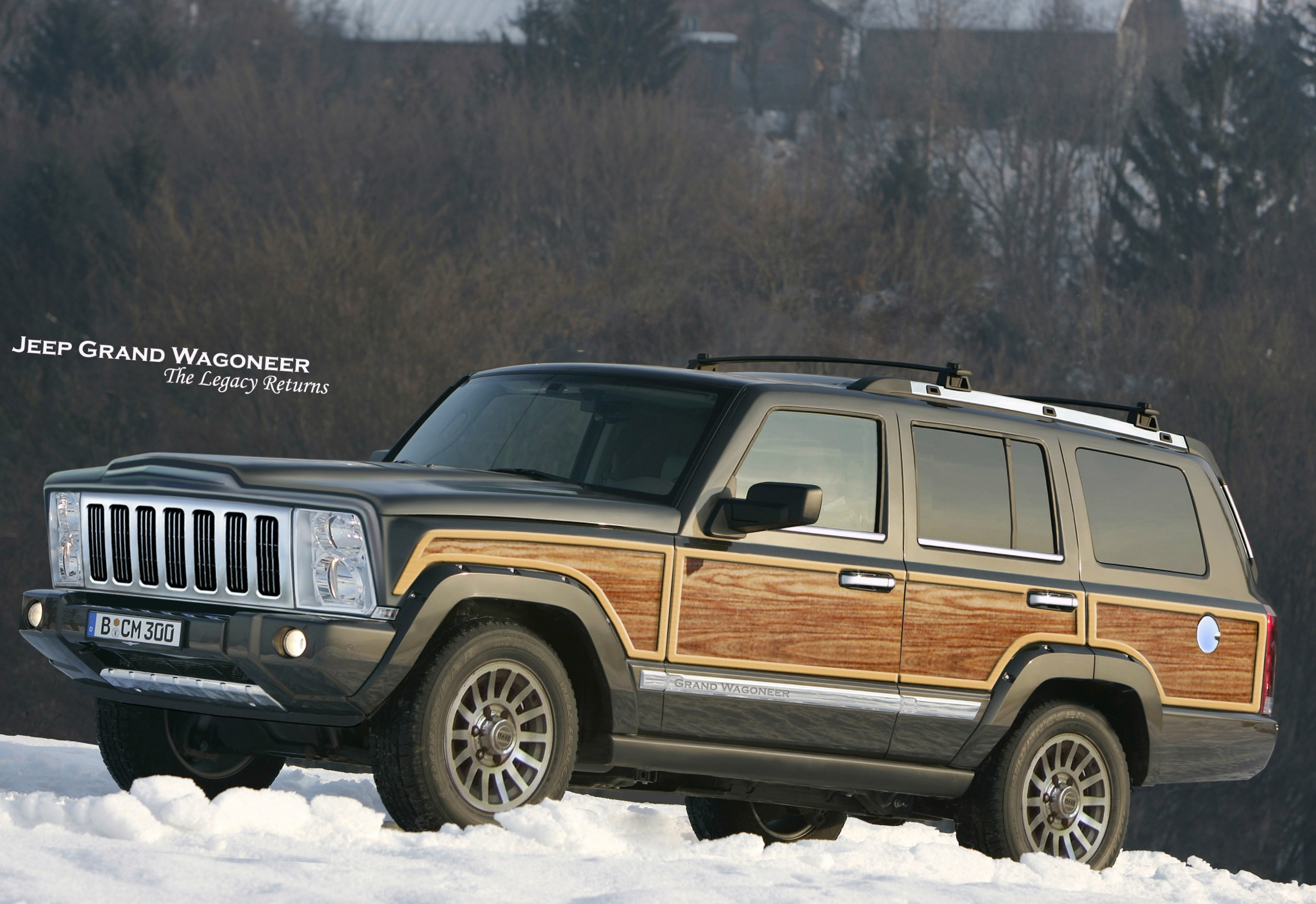 Jeep Grand Wagoneer >> New Jeep Grand Wagoneer To Be Presented To Dealers This Summer