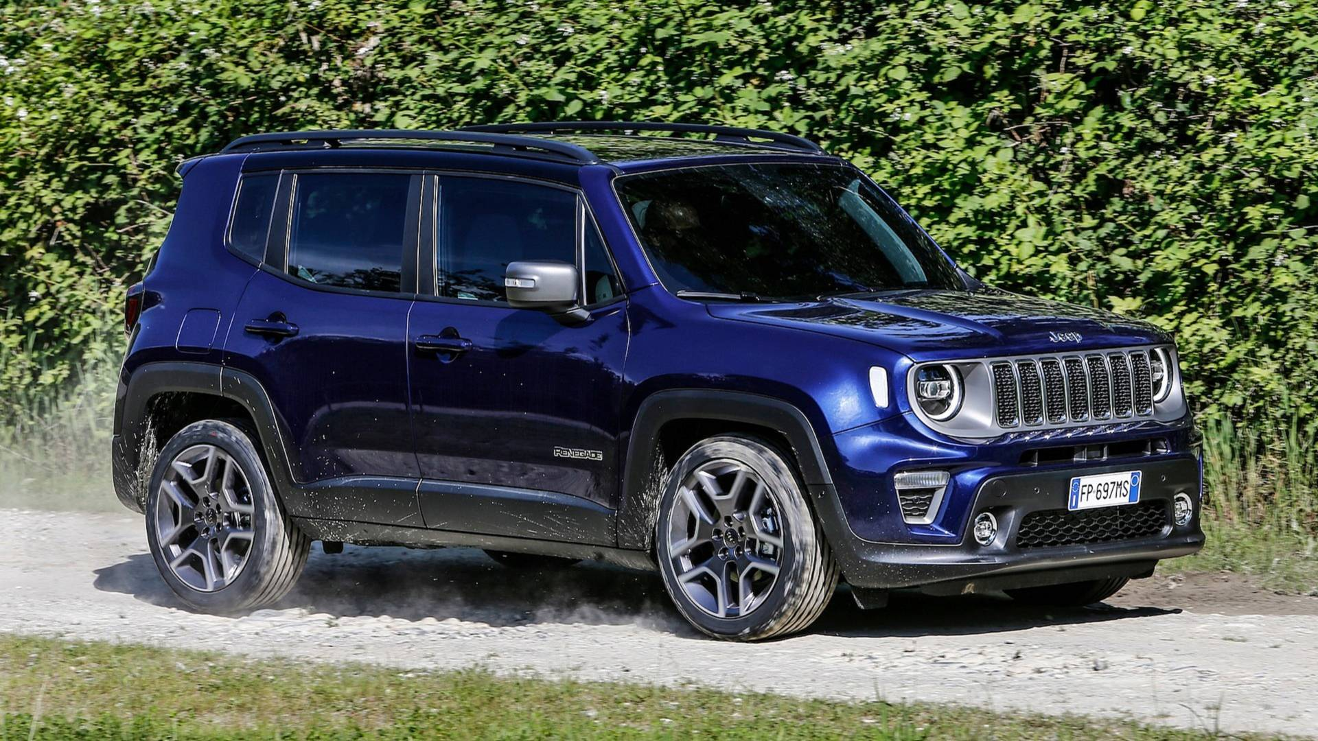 Jeep 4x4 Limited >> Jeep Renegade Crash Tested by the Euro NCAP, Awarded the Coveted 5-Star Rating - autoevolution
