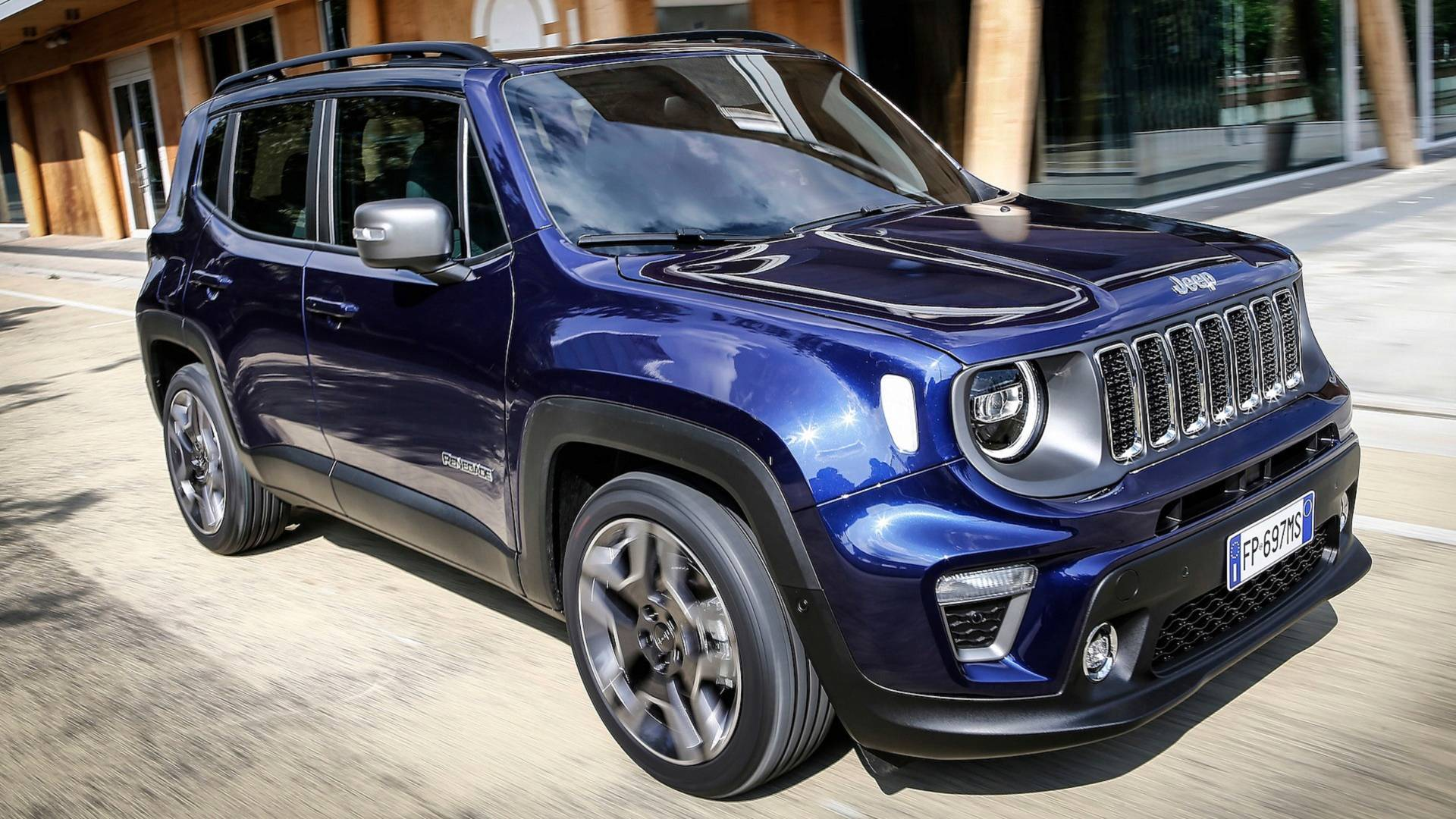 New Jeep Renegade >> Jeep Renegade Crash Tested by the Euro NCAP, Awarded the Coveted 5-Star Rating - autoevolution