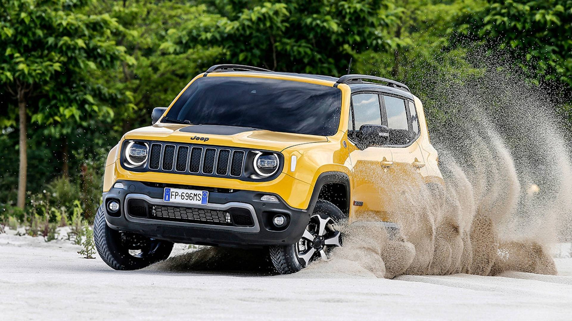 Nuova Jeep Renegade 2019 >> 2019 Jeep Renegade Going On Sale In Europe In September - autoevolution