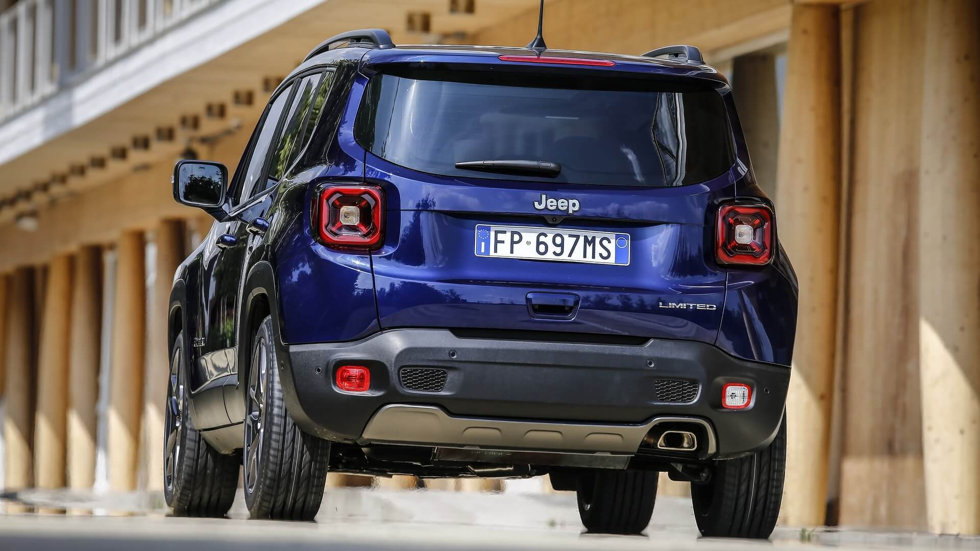 2019 Jeep Renegade Going On Sale In Europe In September Autoevolution