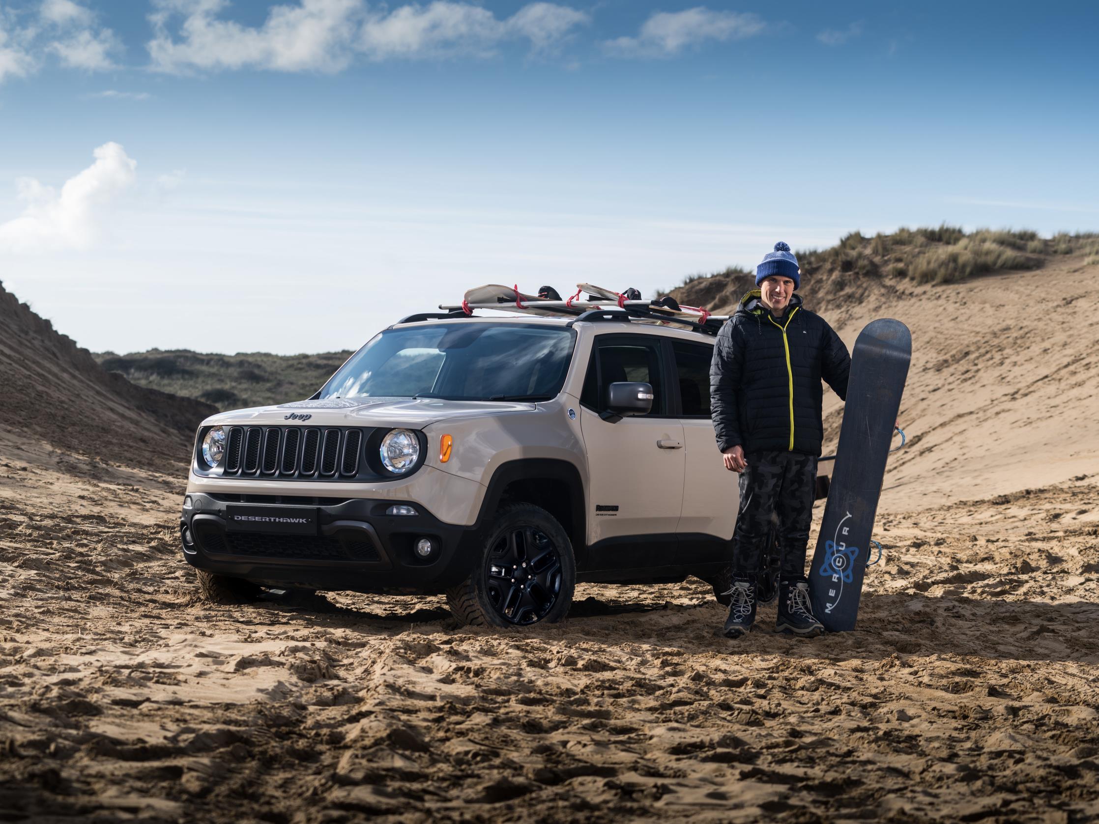 2019 Jeep Renegade Facelift Pre
