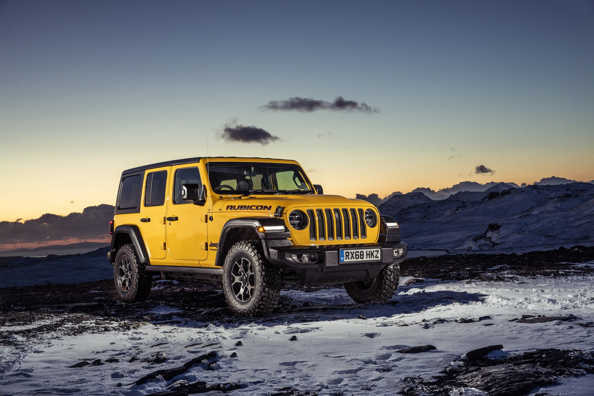 2019 Jeep Wrangler Priced in Britain With 2.0 Turbo and 2 ...