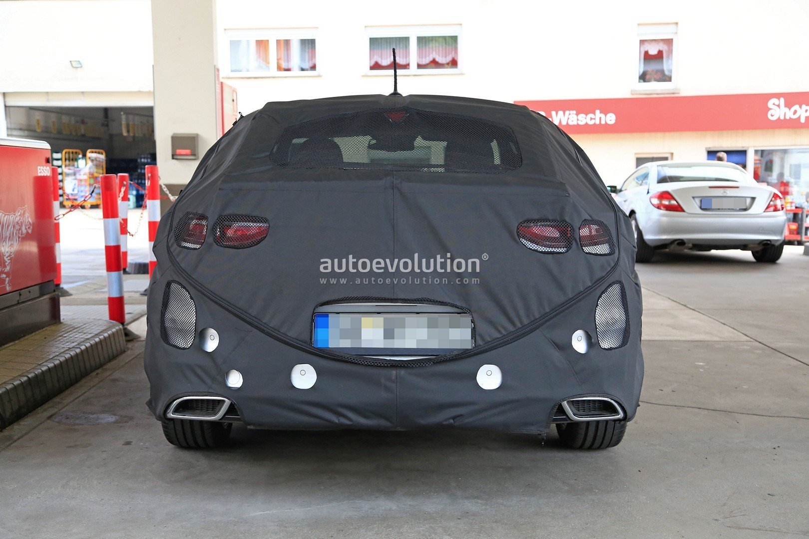 2019 Kia Ceed Fastback Spotted for the First Time, Could ...