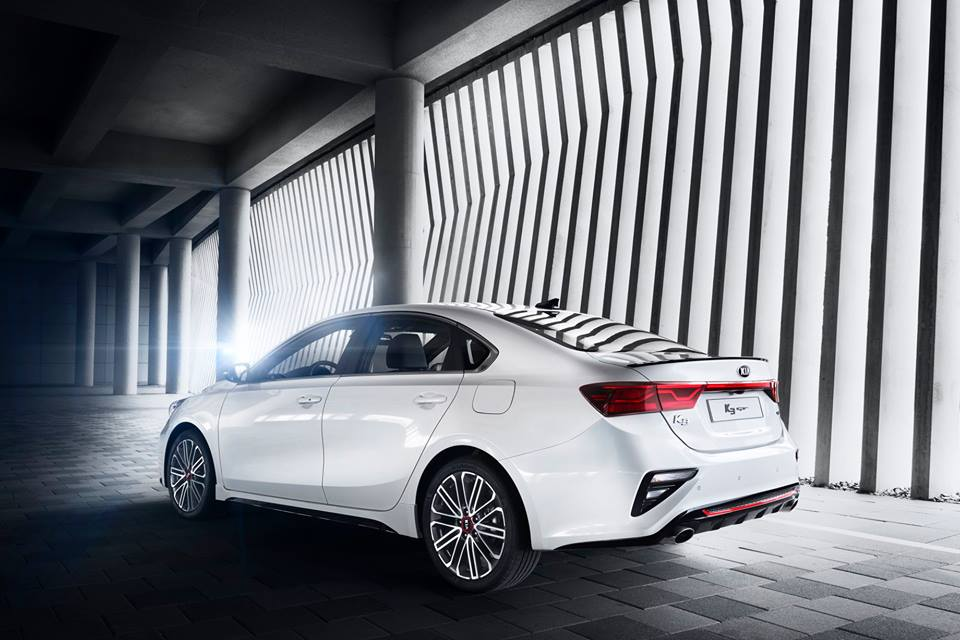 2019 Kia Forte Gt Debuts In Korea Along With Possible